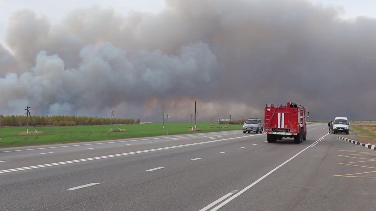 Óriásit robbant egy lőszerraktár Oroszországban, rendkívüli állapot van Rjazany megyében
