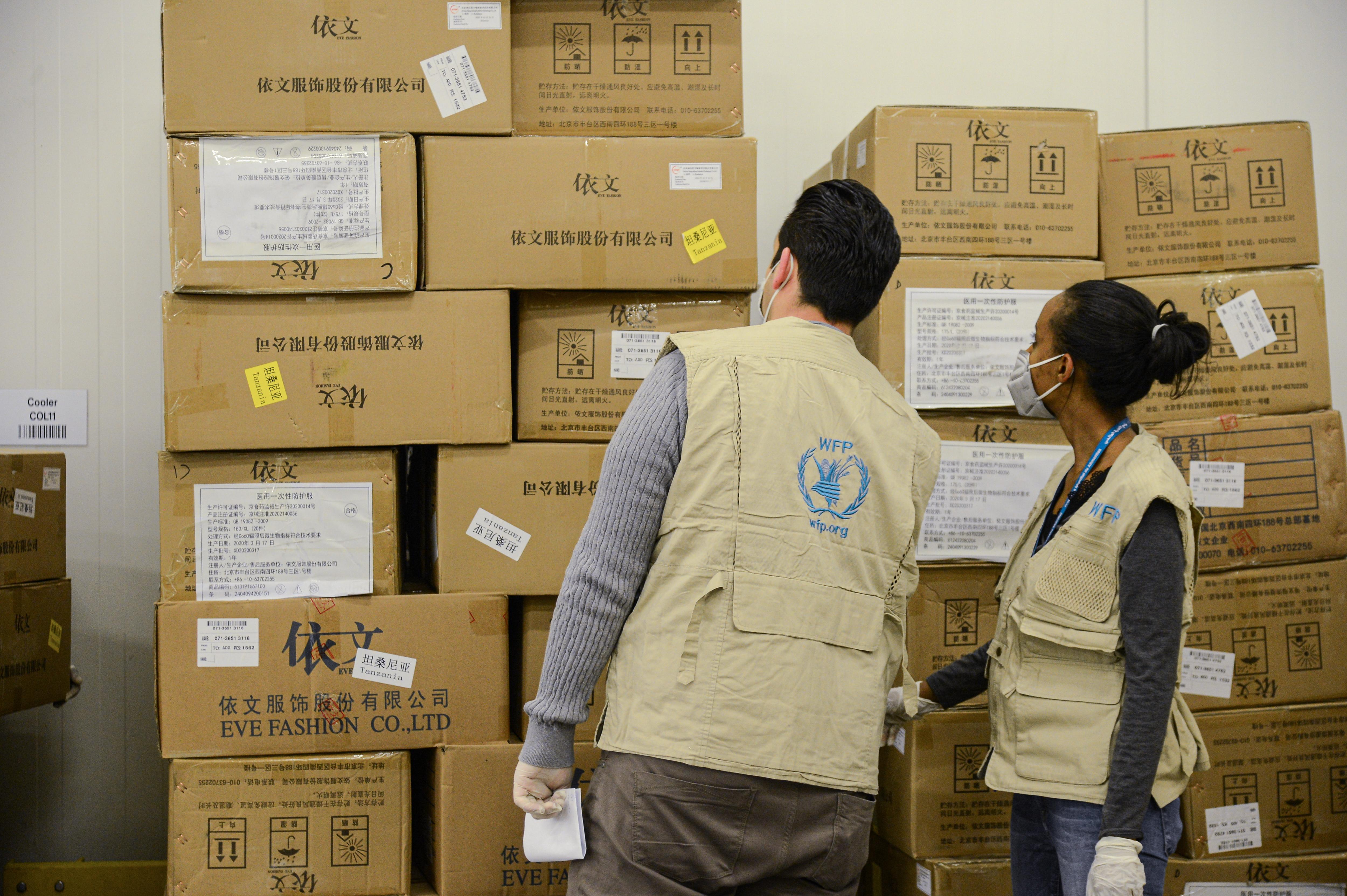 Az ENSZ World Food programja kapta a 2020-as Nobel-békedíjat