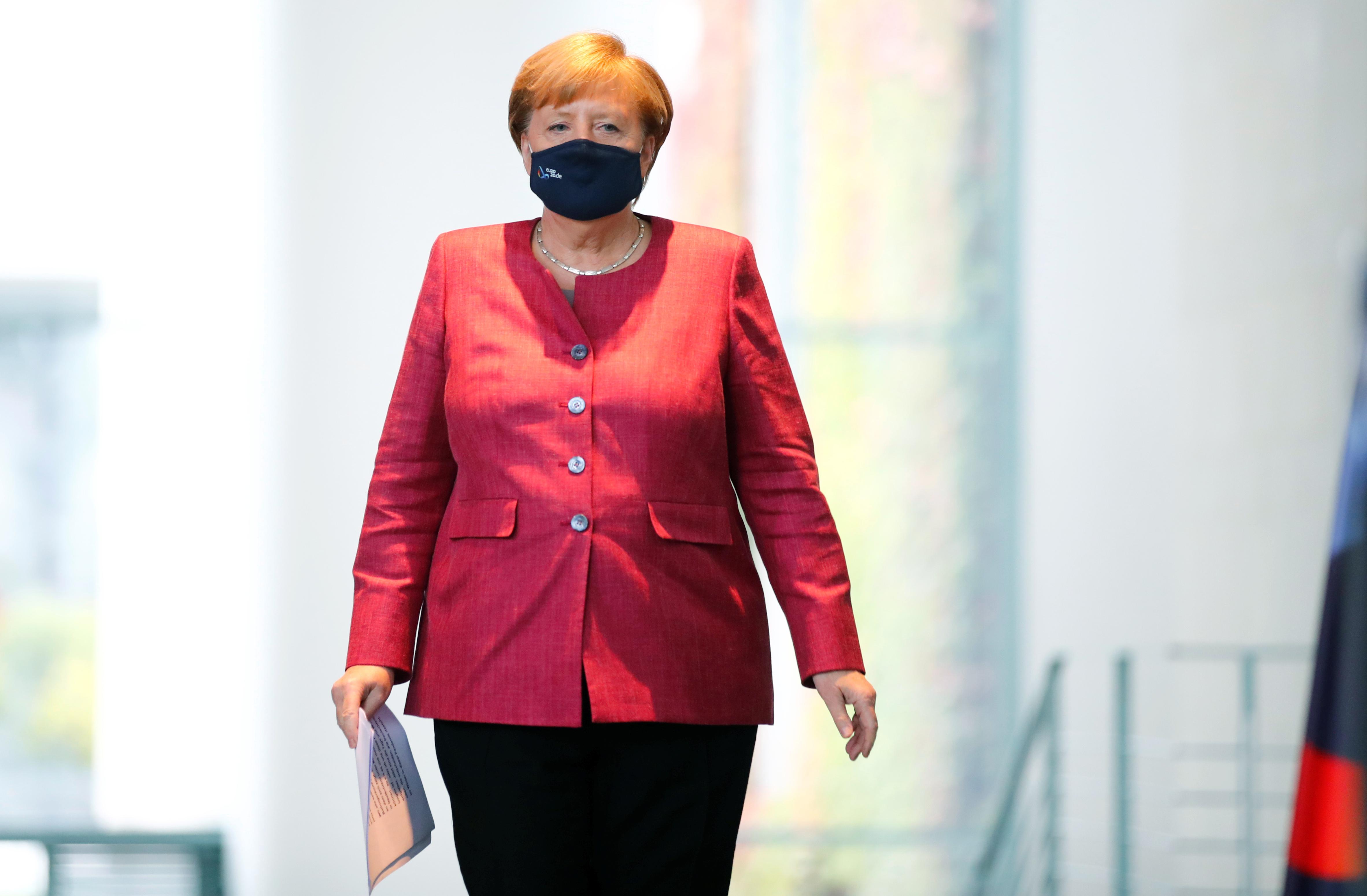 Merkel szerint fordulóponthoz ért a védekezés Németországban