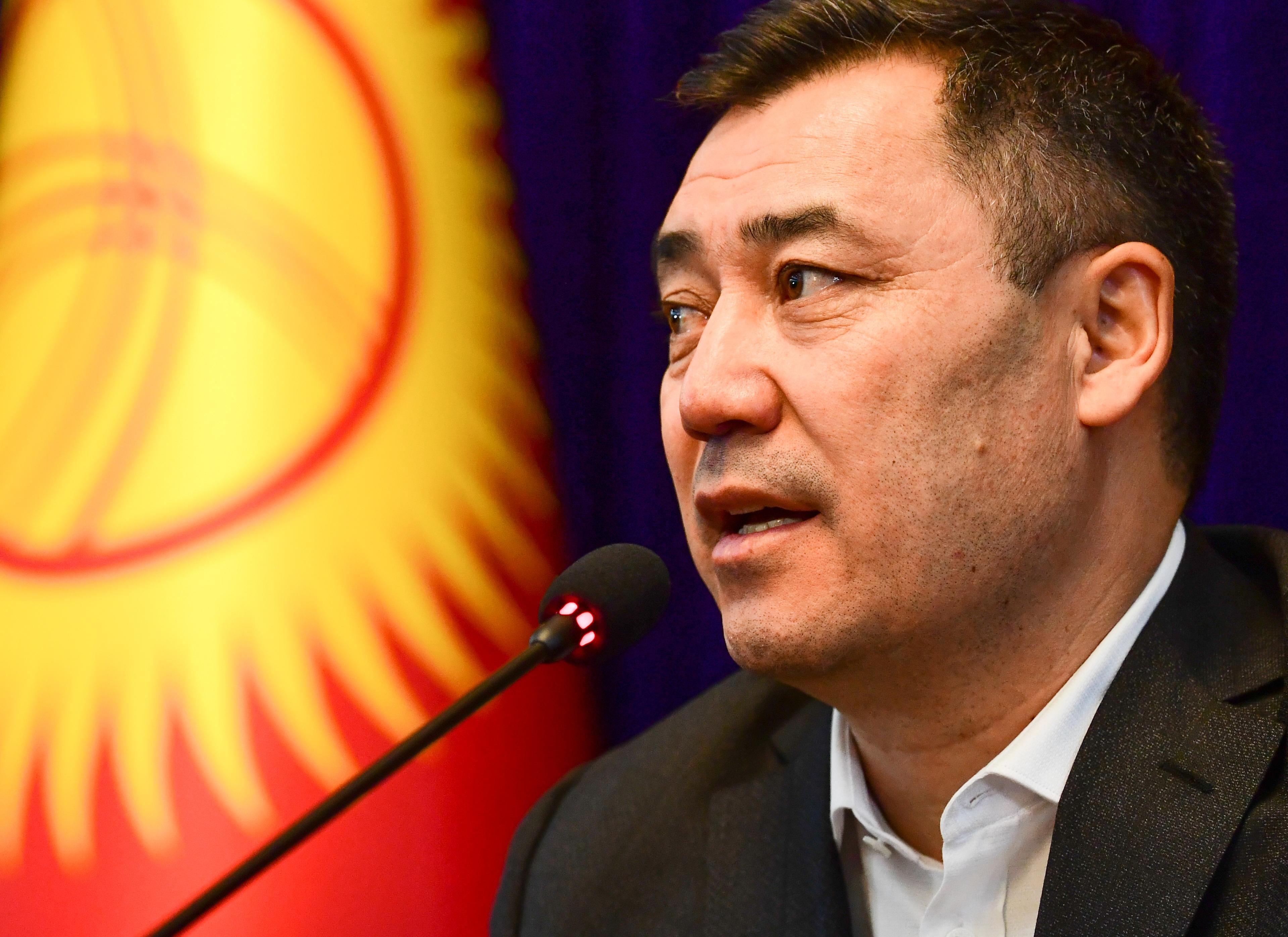 Kinevezték az új kirgiz miniszterelnököt