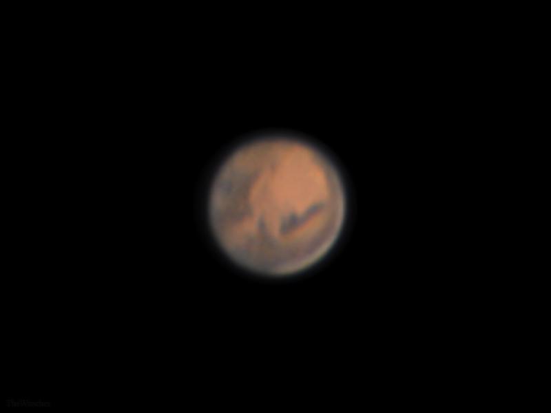 15 évig nem lesz olyan közel hozzánk a Mars, mint ezekben a napokban