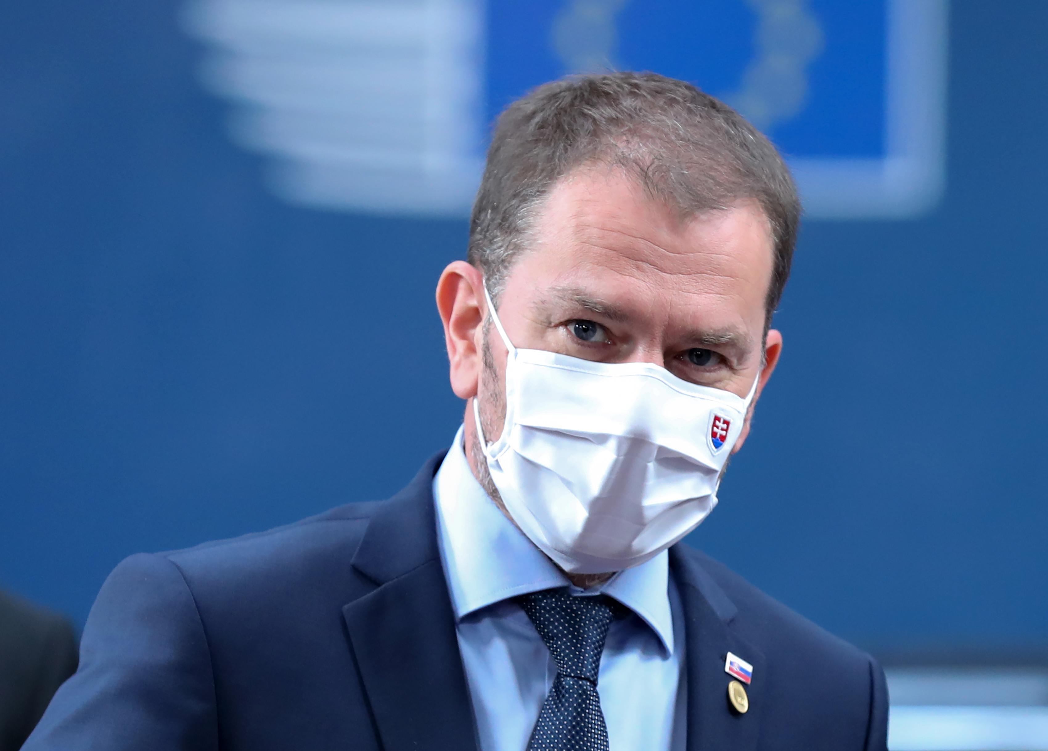 Lemondott Igor Matovic, Eduard Heger lehet az új szlovák kormányfő