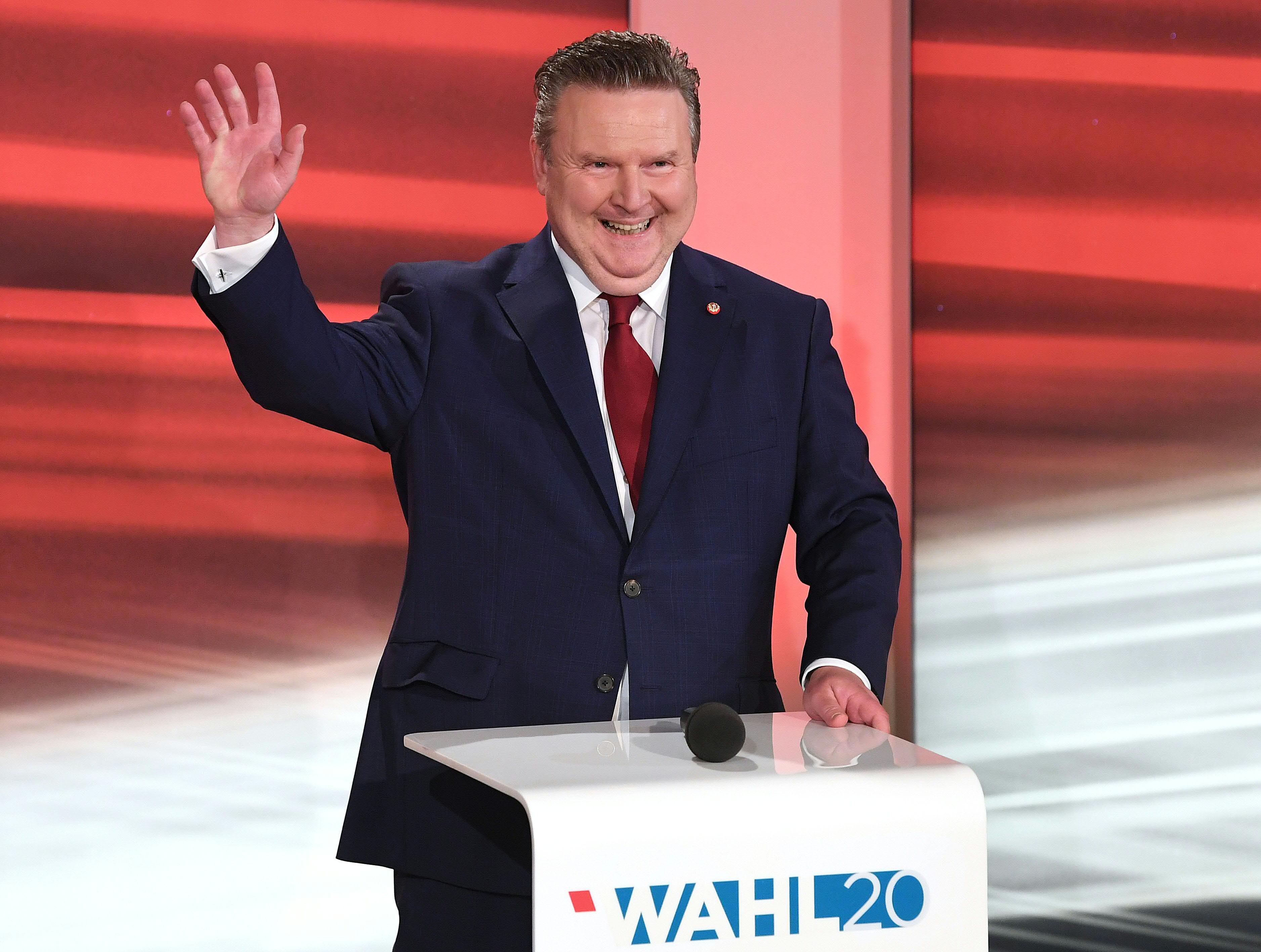 A baloldal simán nyert Bécsben