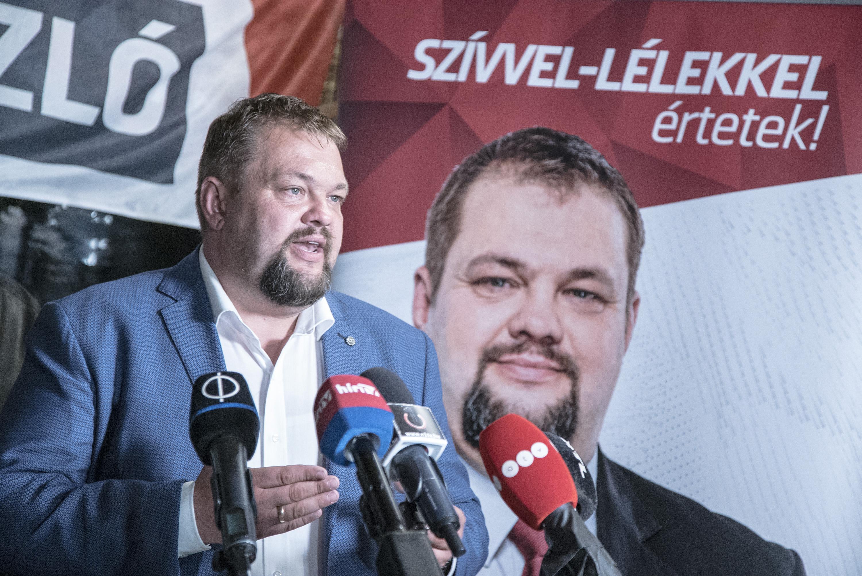 Bíró Lászlót indítja a Jobbik a Borsod megyei előválasztáson