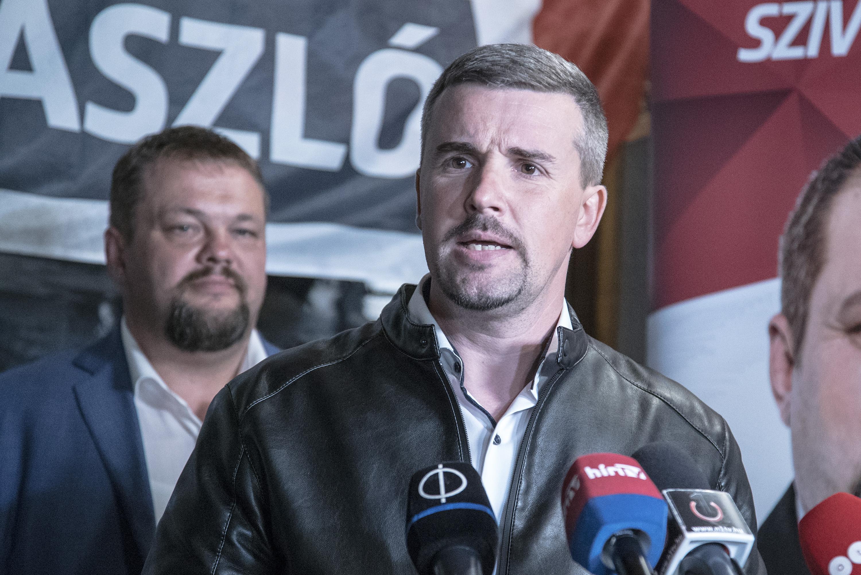 Jakab Péter: Krumplikirály van Magyarországon, ma koronáztuk meg