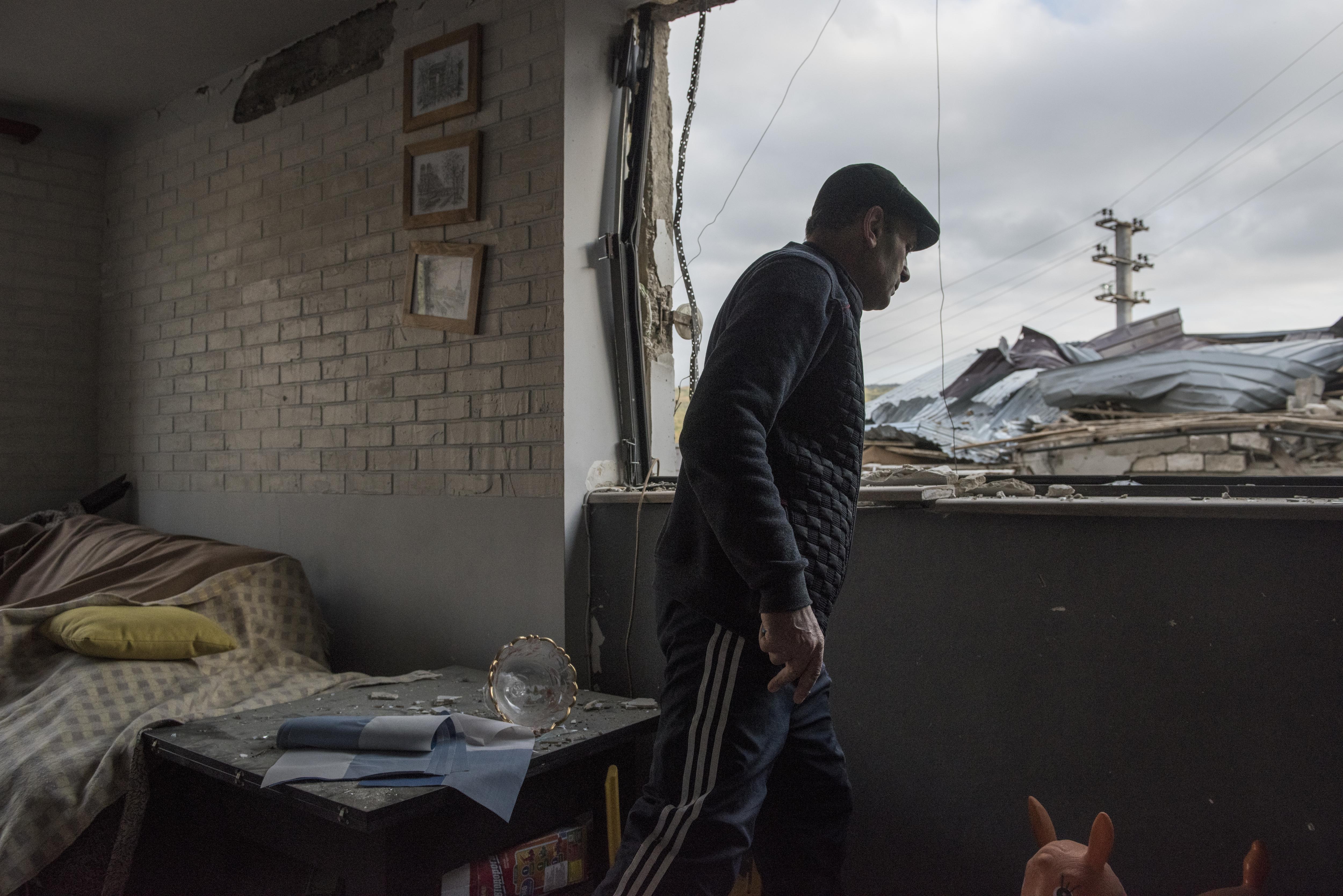 Újra folynak a harcok Hegyi-Karabahban