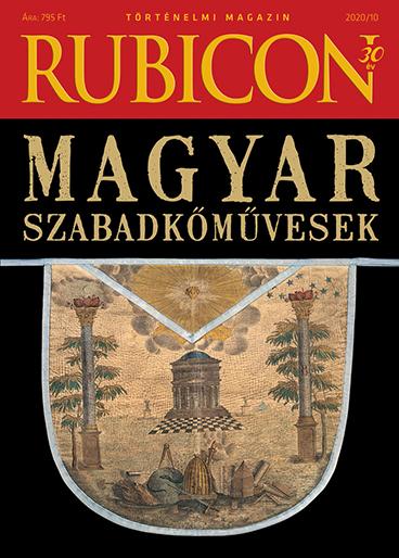 A Mandiner főszerkesztője megvette a Rubicon-folyóirat teljes archívumát