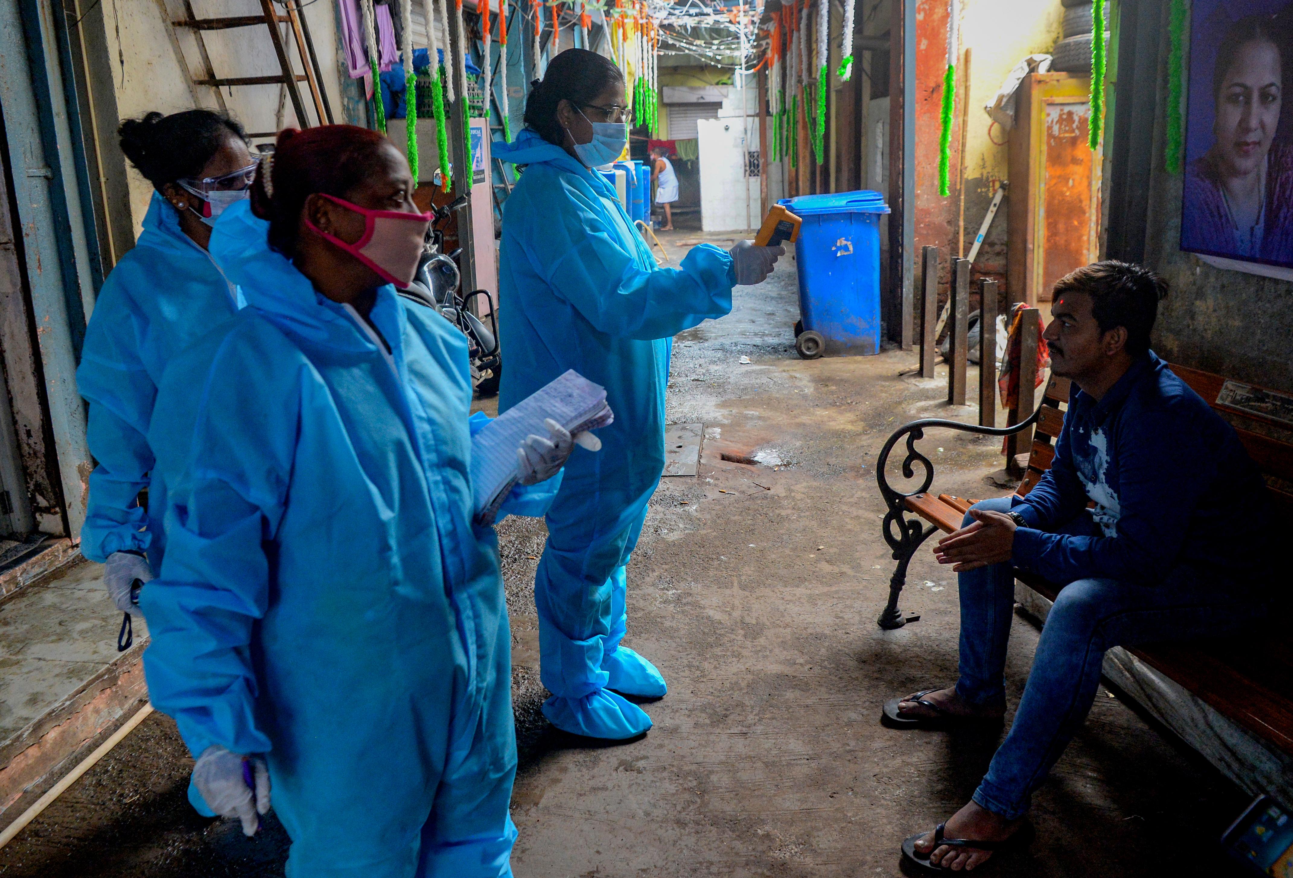 India egyik legnagyobb nyomornegyede fantasztikusan teljesített a koronajárvány elleni védekezésben