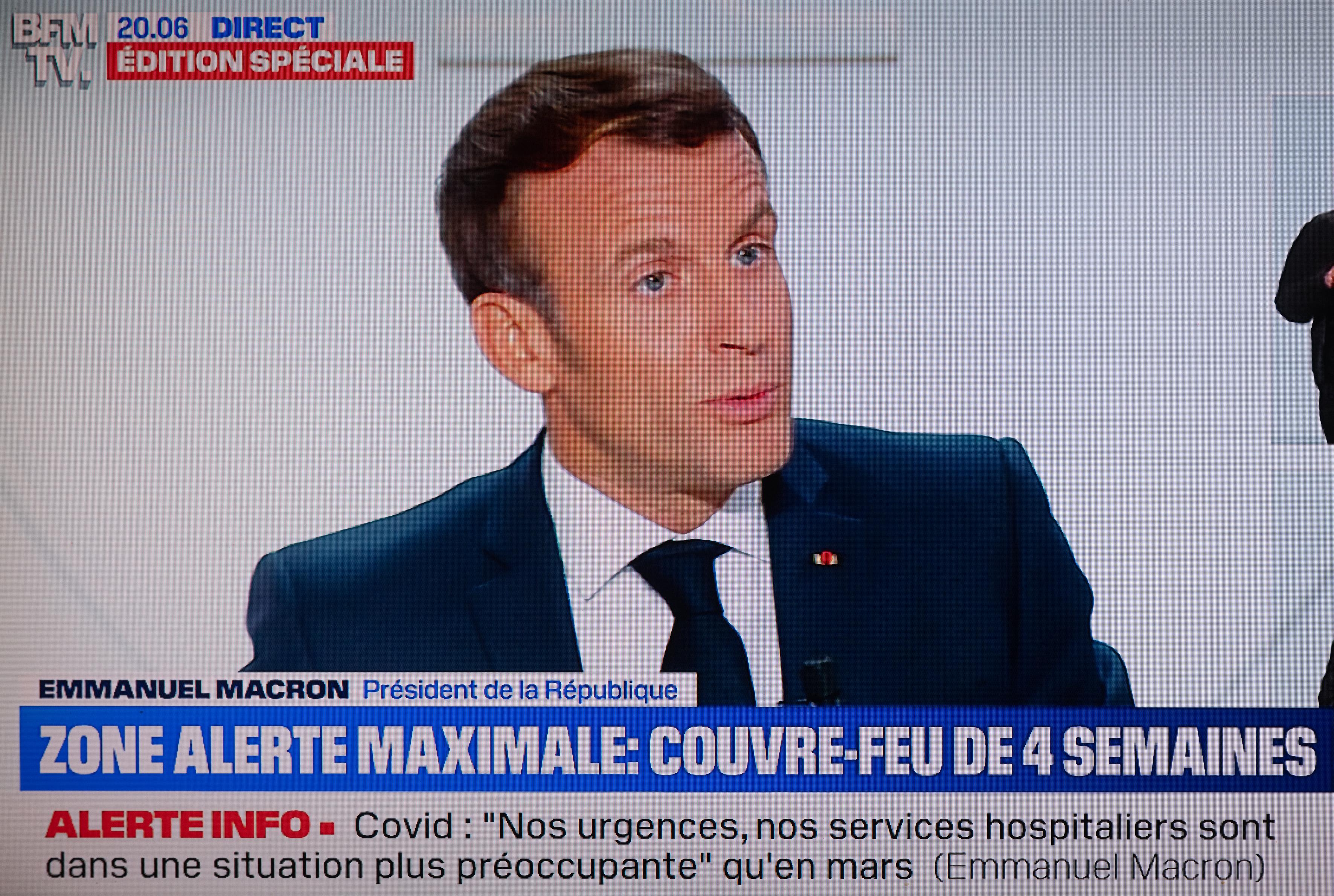 Újra egészségügyi rendkívüli állapot lesz Franciaországban