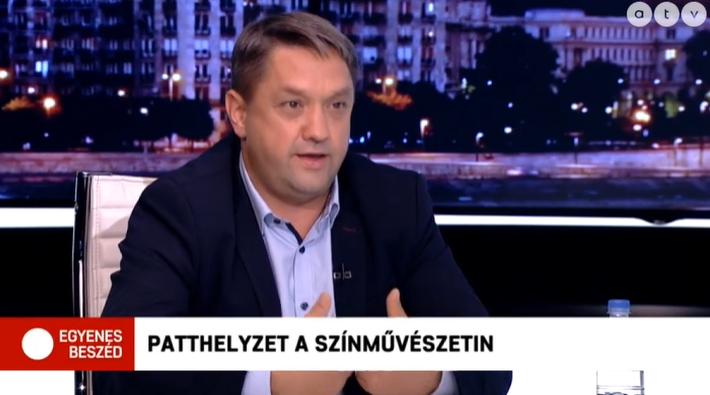 Szarka Gábor: Nem én kezdtem