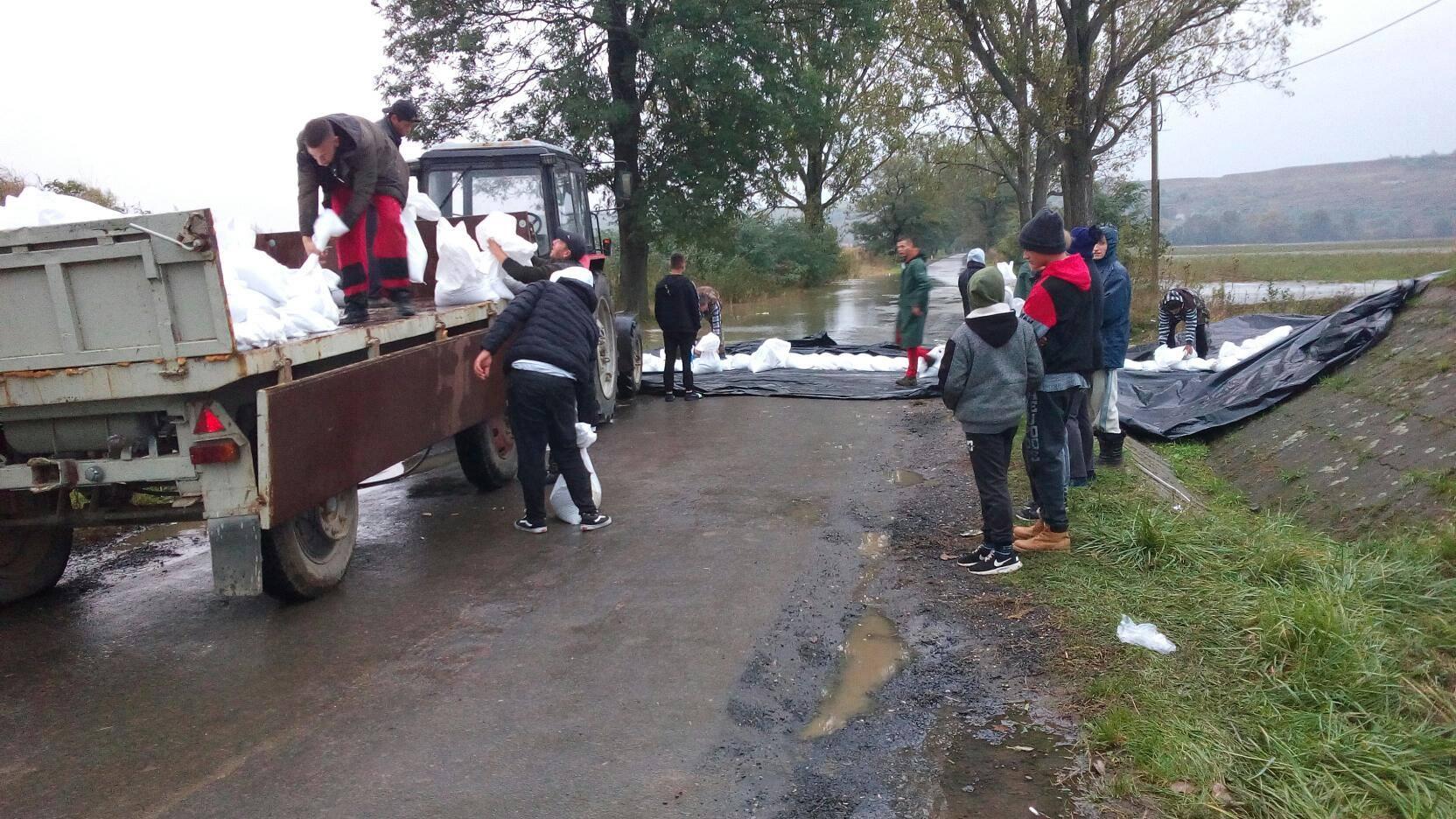 Lassú apadás kezdődött a Sajó-Bódva-Hernád vízrendszeren