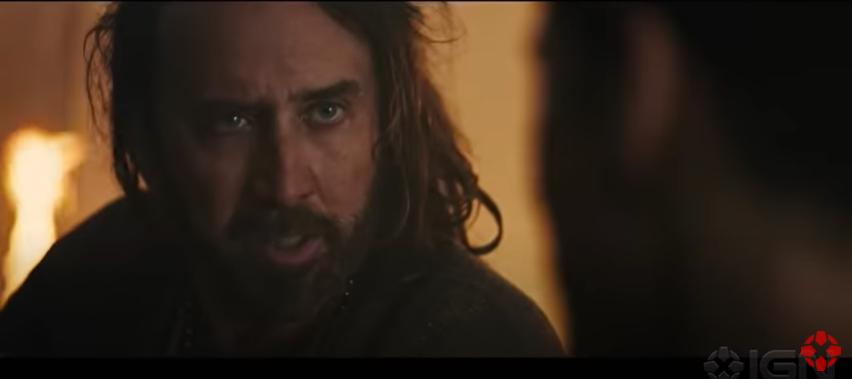 Kijött Nicholas Cage dzsiu-dzsicuzó predátoros filmjének utolsó előzetese