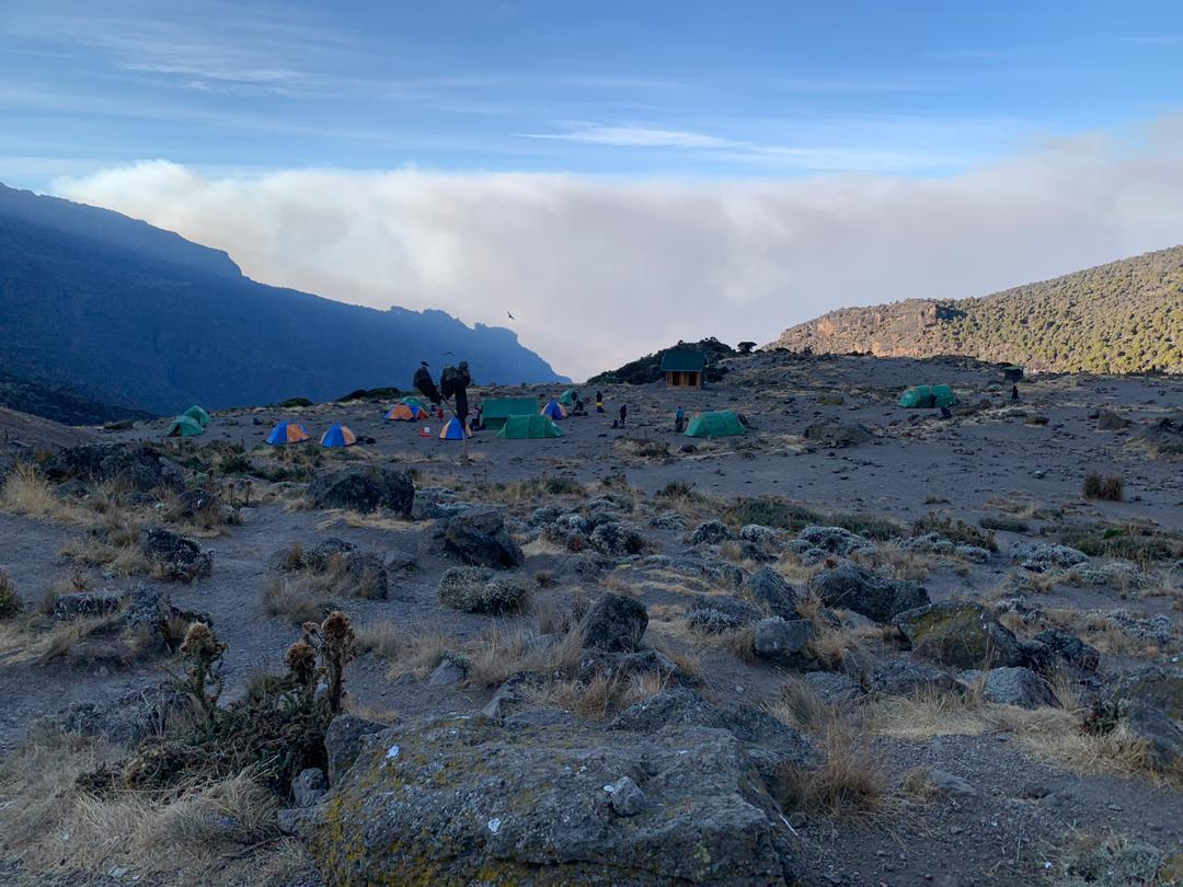 Sikerült megfékezni az erdőtüzet a Kilimandzsárón