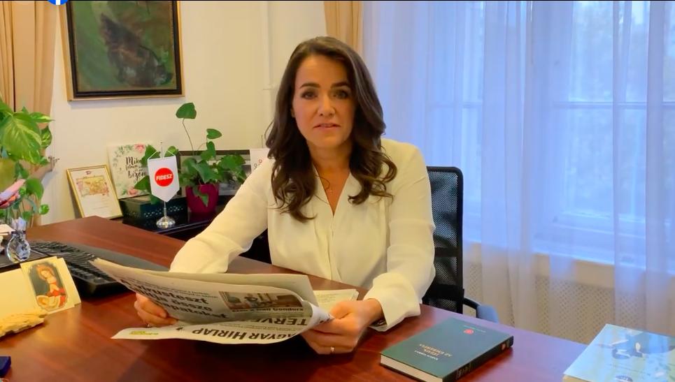 Abortuszellenes nyilatkozatot írt alá a magyar kormány