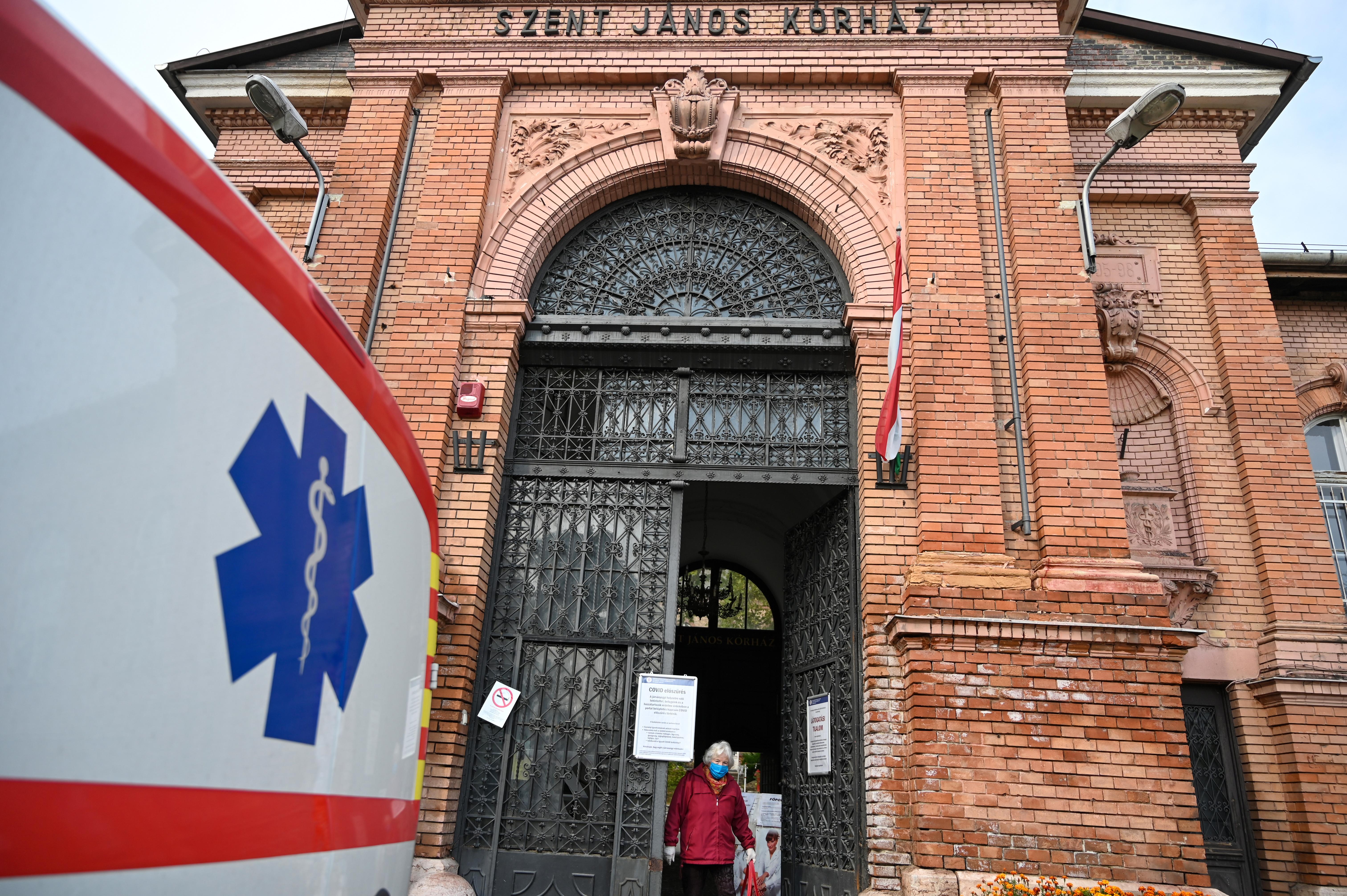 Koronavírus: Országos összehasonlításban sokkal jobban áll Budapest, mint tavasszal