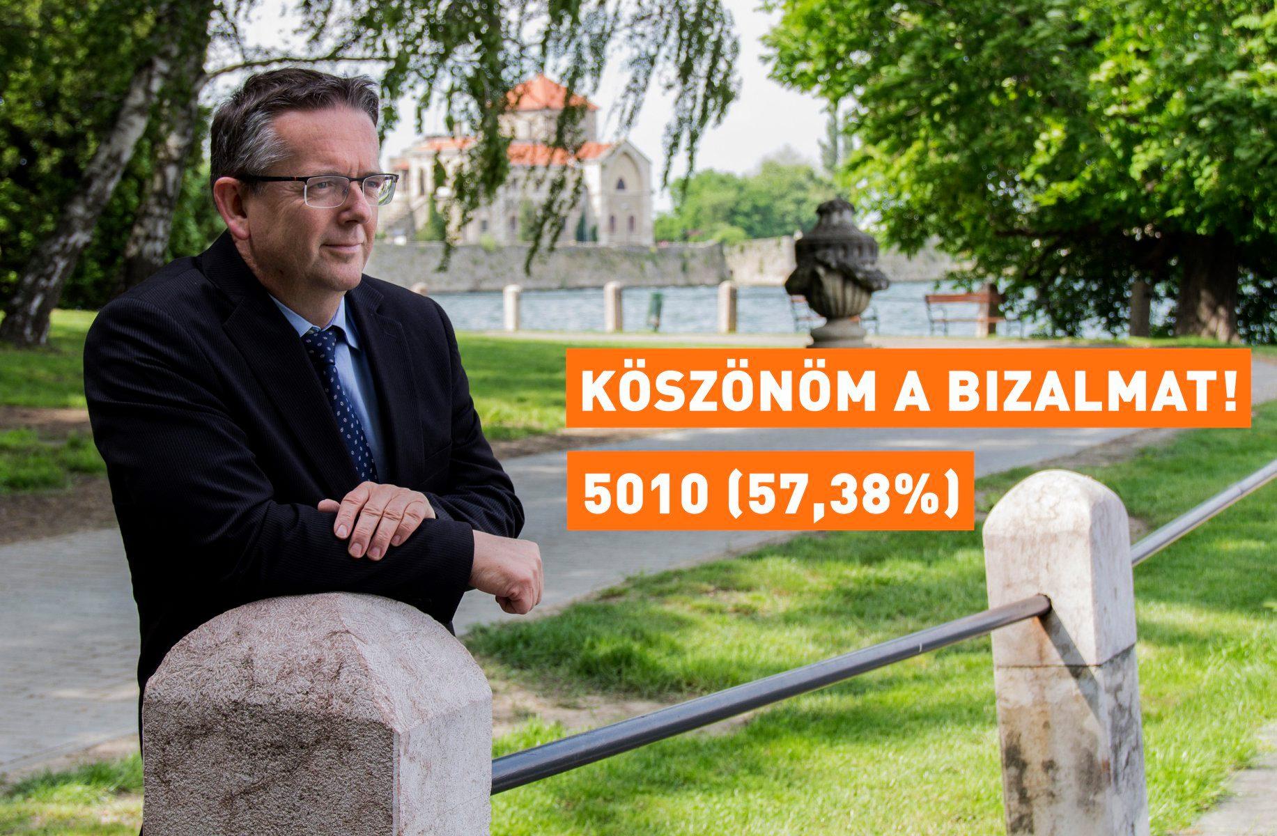 Saját polgármesterük támadta meg a tatai civilek népszavazási kérelmét