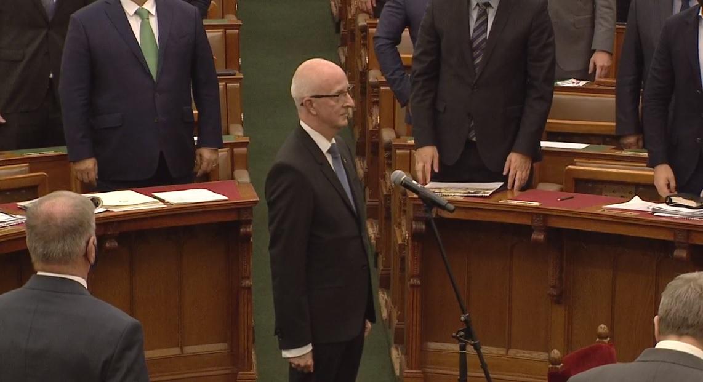 Megválasztották Varga Zs. Andrást a Kúria elnökévé