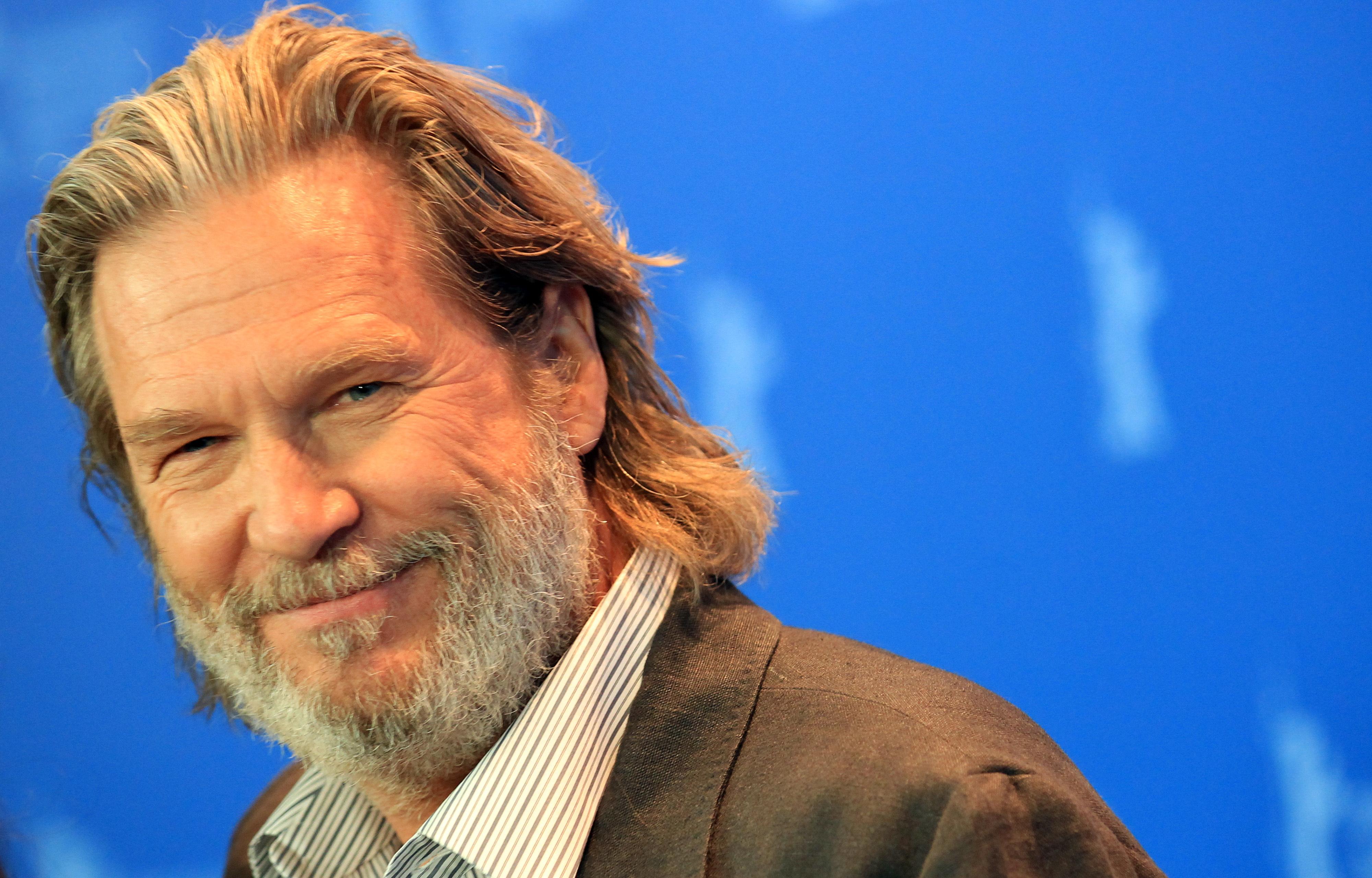 Jeff Bridges rákja visszahúzódófélben van
