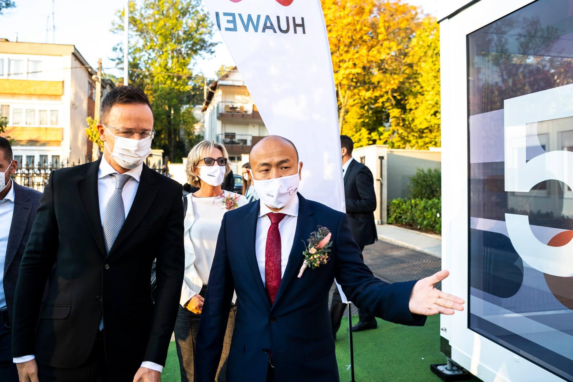 A Huawei kutatási-fejlesztési központot nyit Budapesten