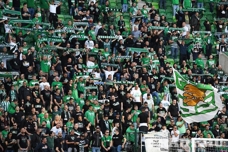 Tízezer maszkkal készül a Fradi a szombati, Újpest elleni meccsre