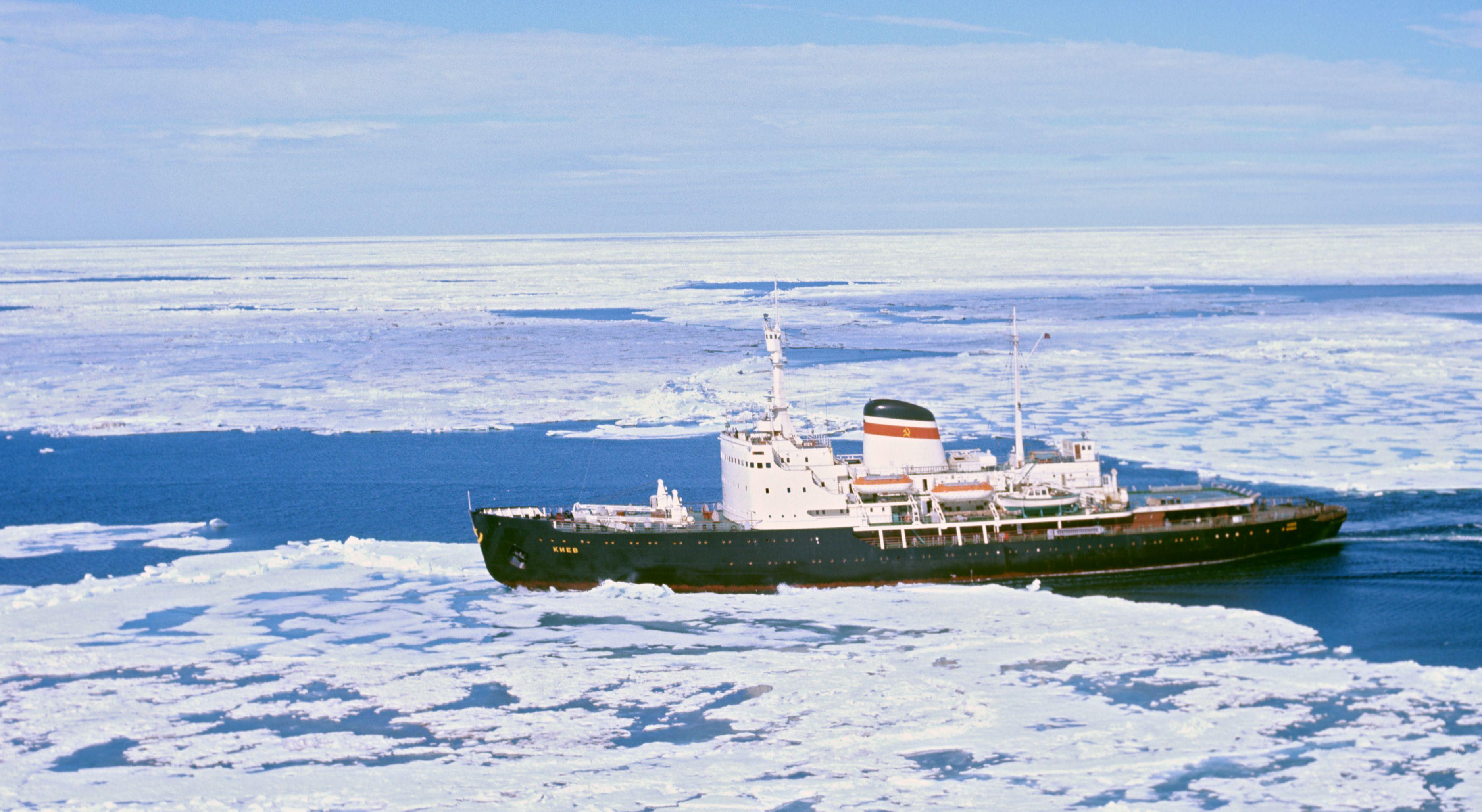 Megtalálták az első bizonyítékát annak, hogy a Jeges-tenger alól már áramlik a metán