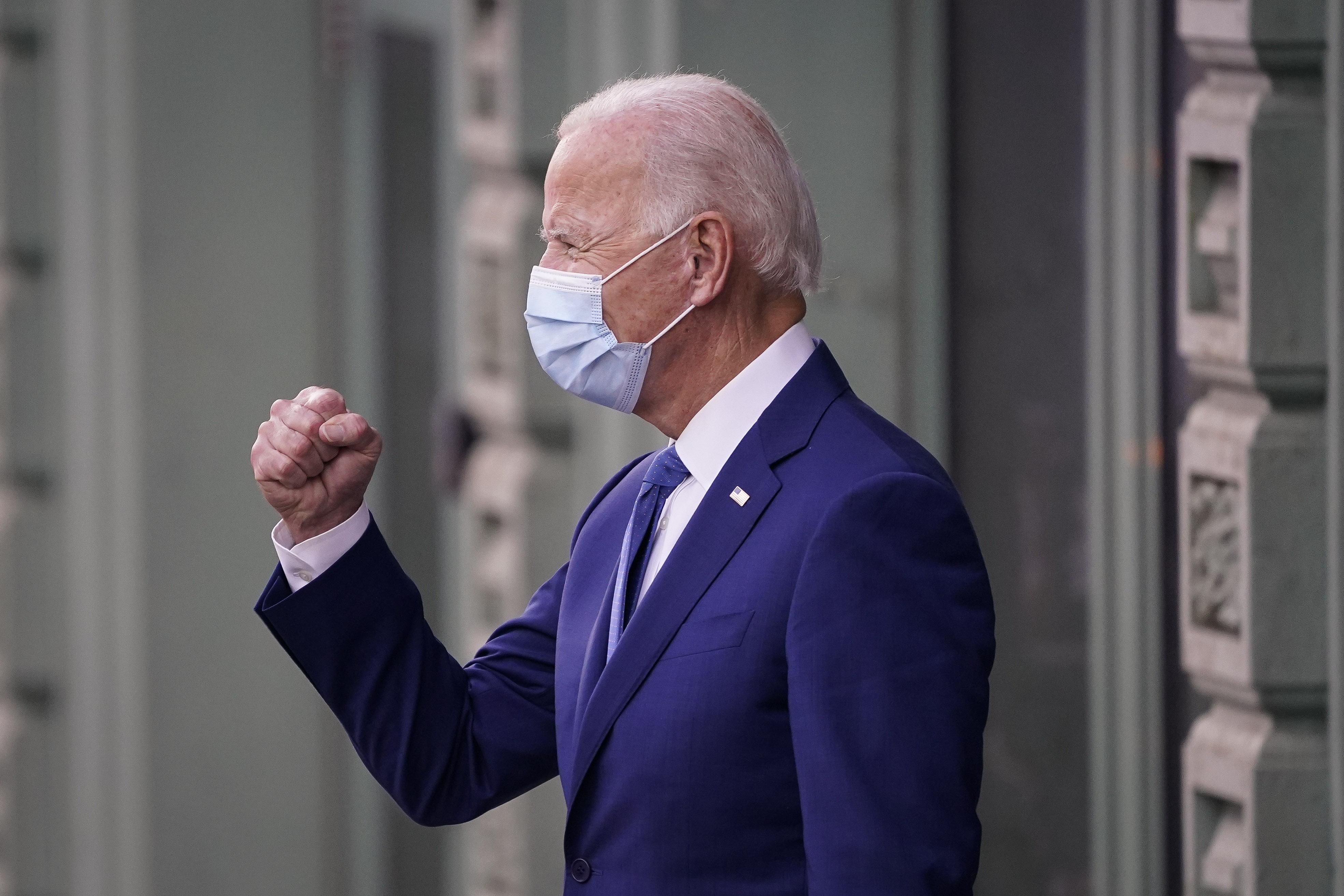 """Biden azt ígéri, ha nyer, kemény szankciókra számíthat majd a """"népét kínzó"""" Lukasenka"""