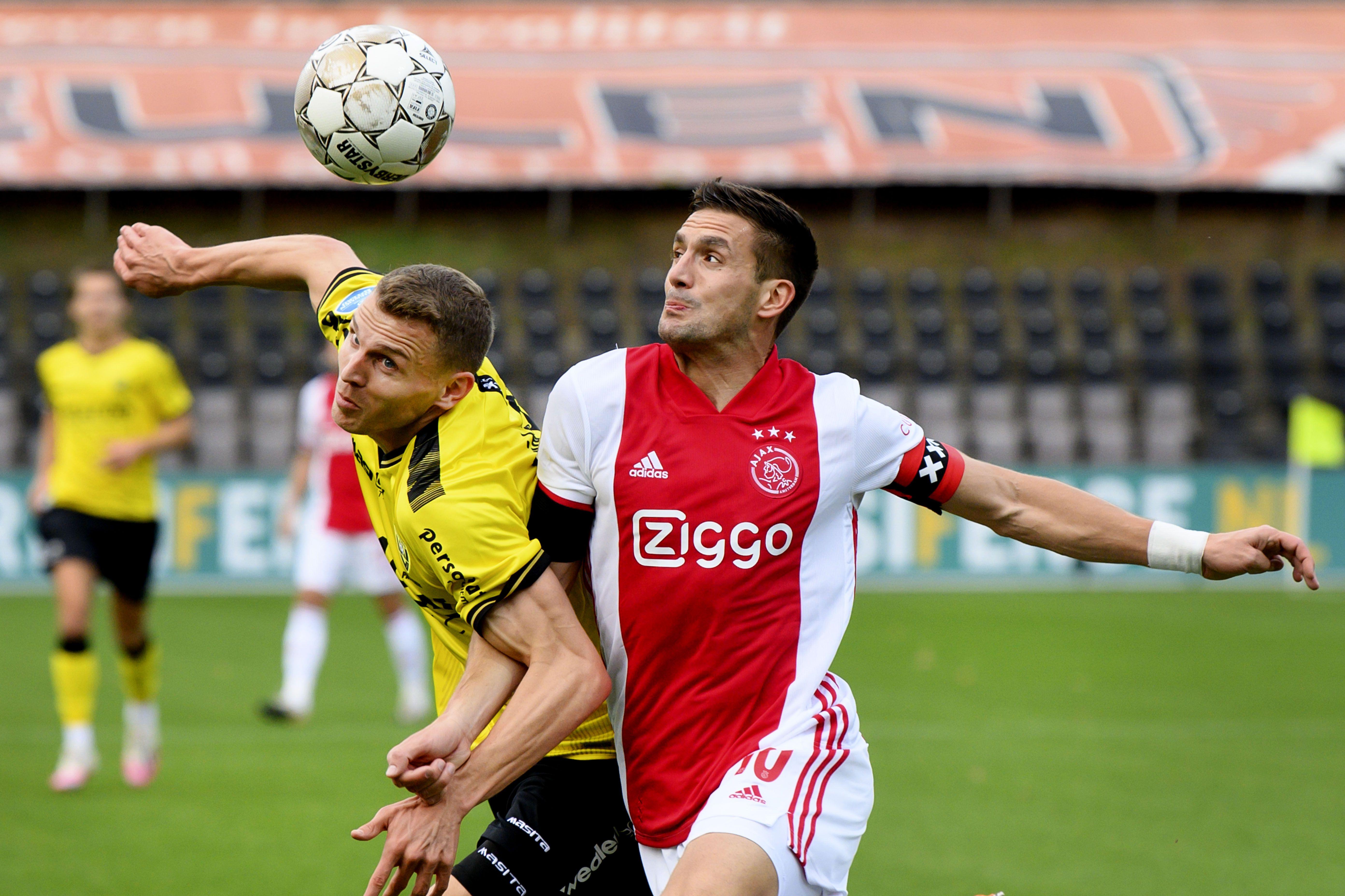 Nincs annyi gombóc, ahányat az Ajax rúgott a VVV-Venlónak