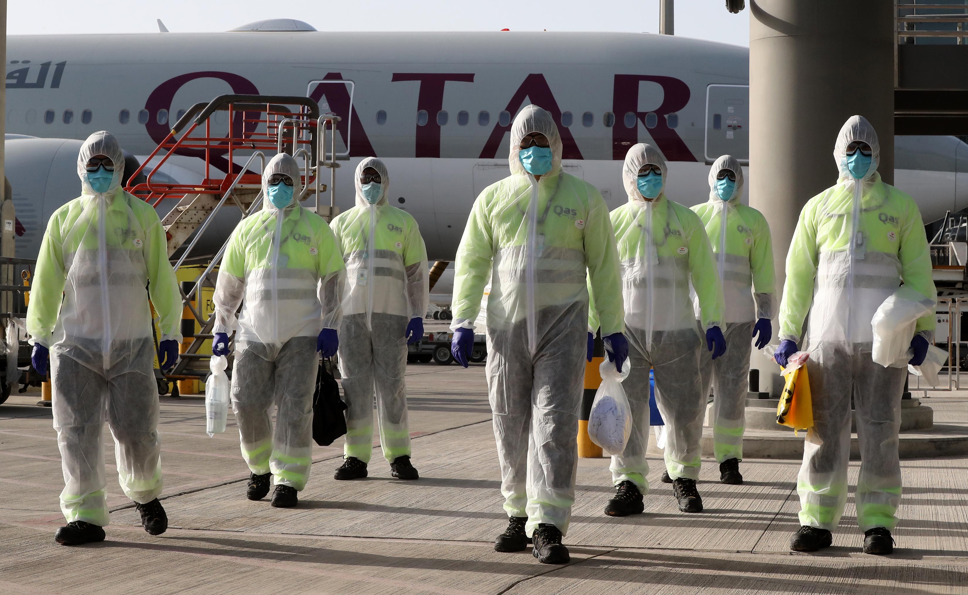 Megalázó, invazív vizsgálatokat végeztek nőkön a dohai reptéren