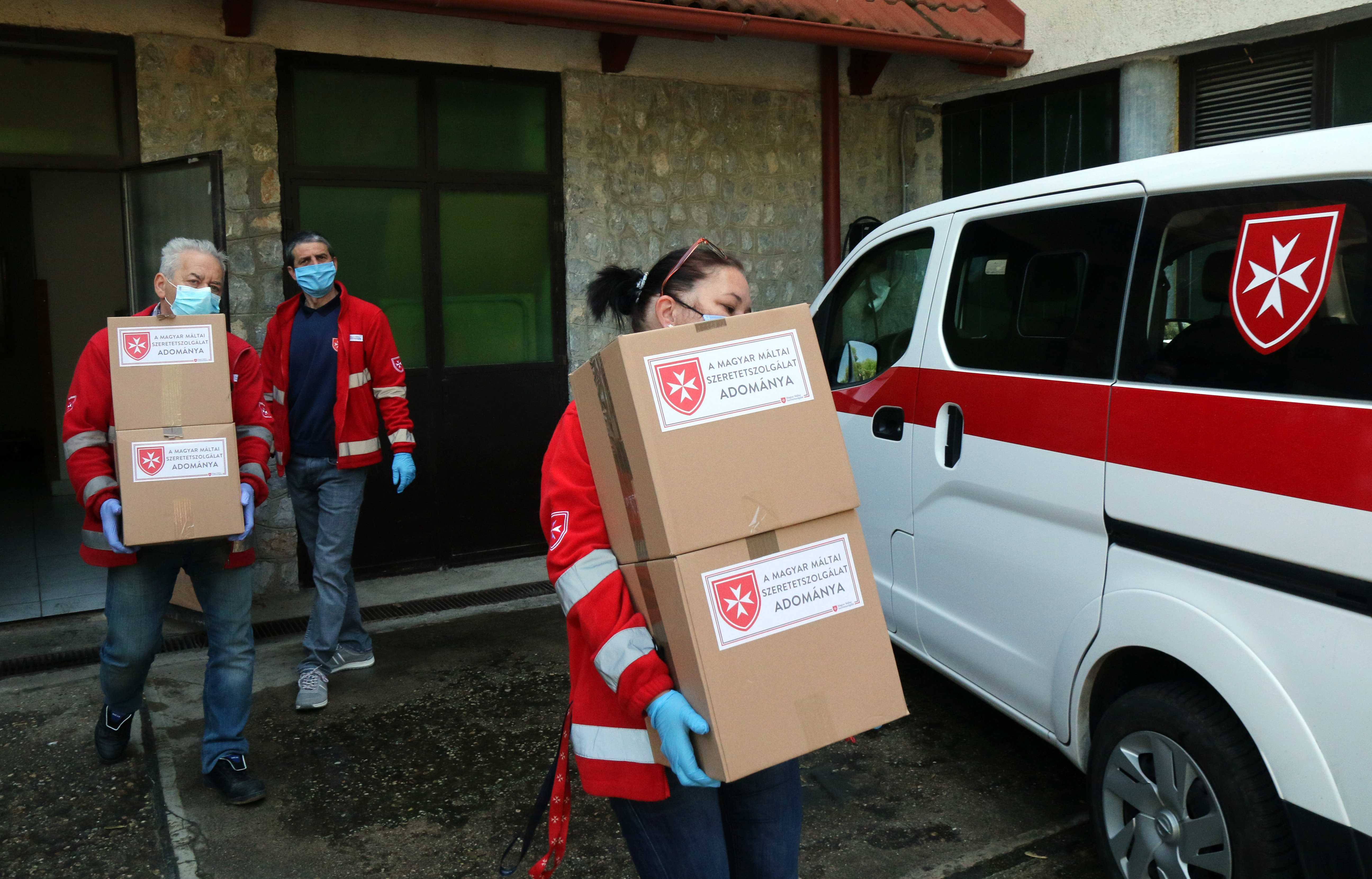 Hárman kórházba kerültek a Máltai Szeretetszolgálat miskolci idősotthonából