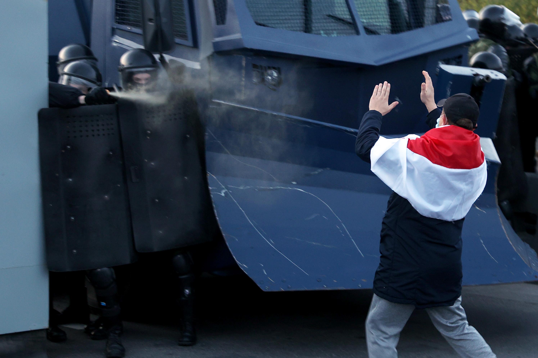 Kudarcba fulladt a belarusz ellenzék nagy napja