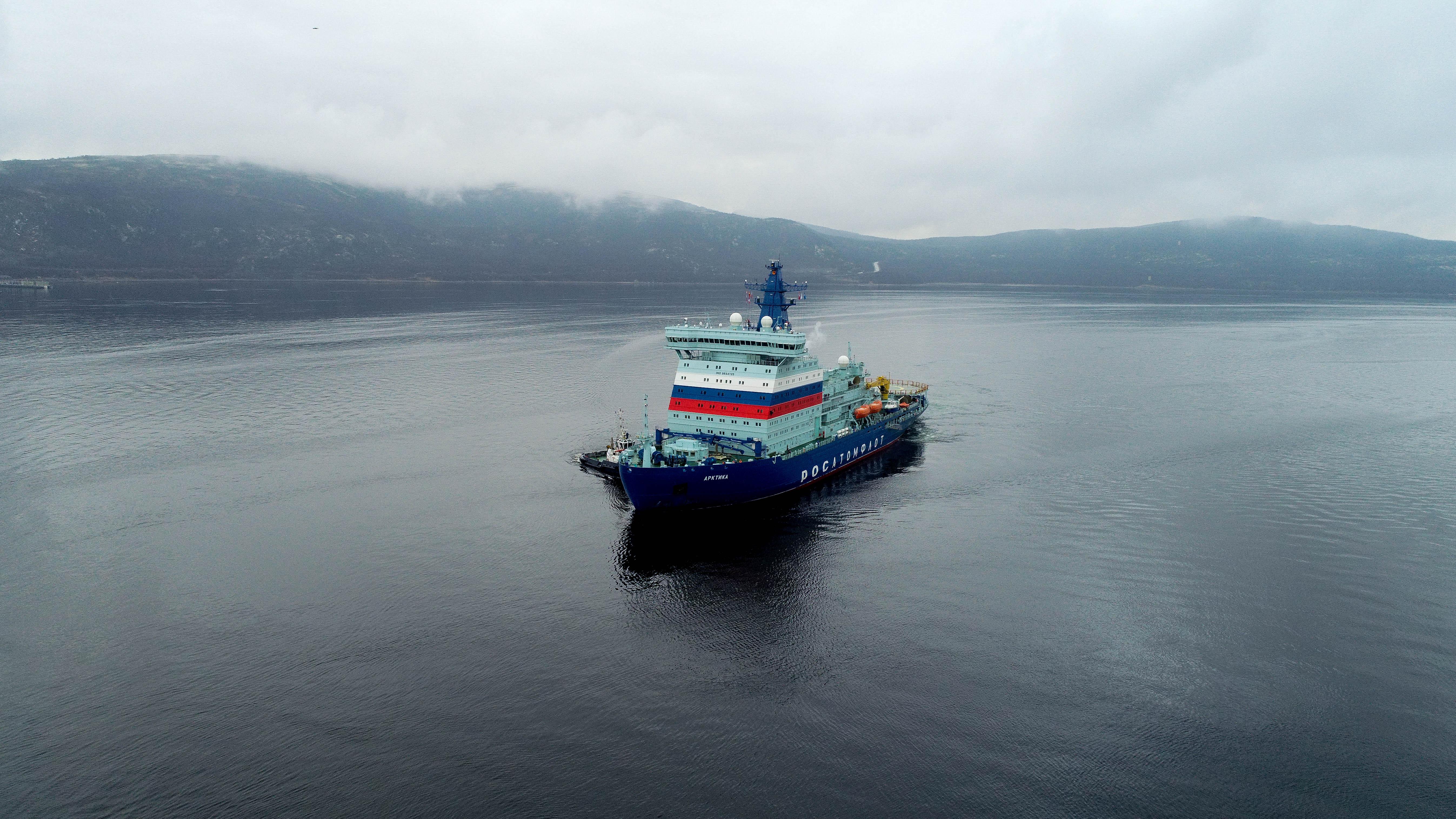 Nem kezdett el befagyni a Jeges-tenger
