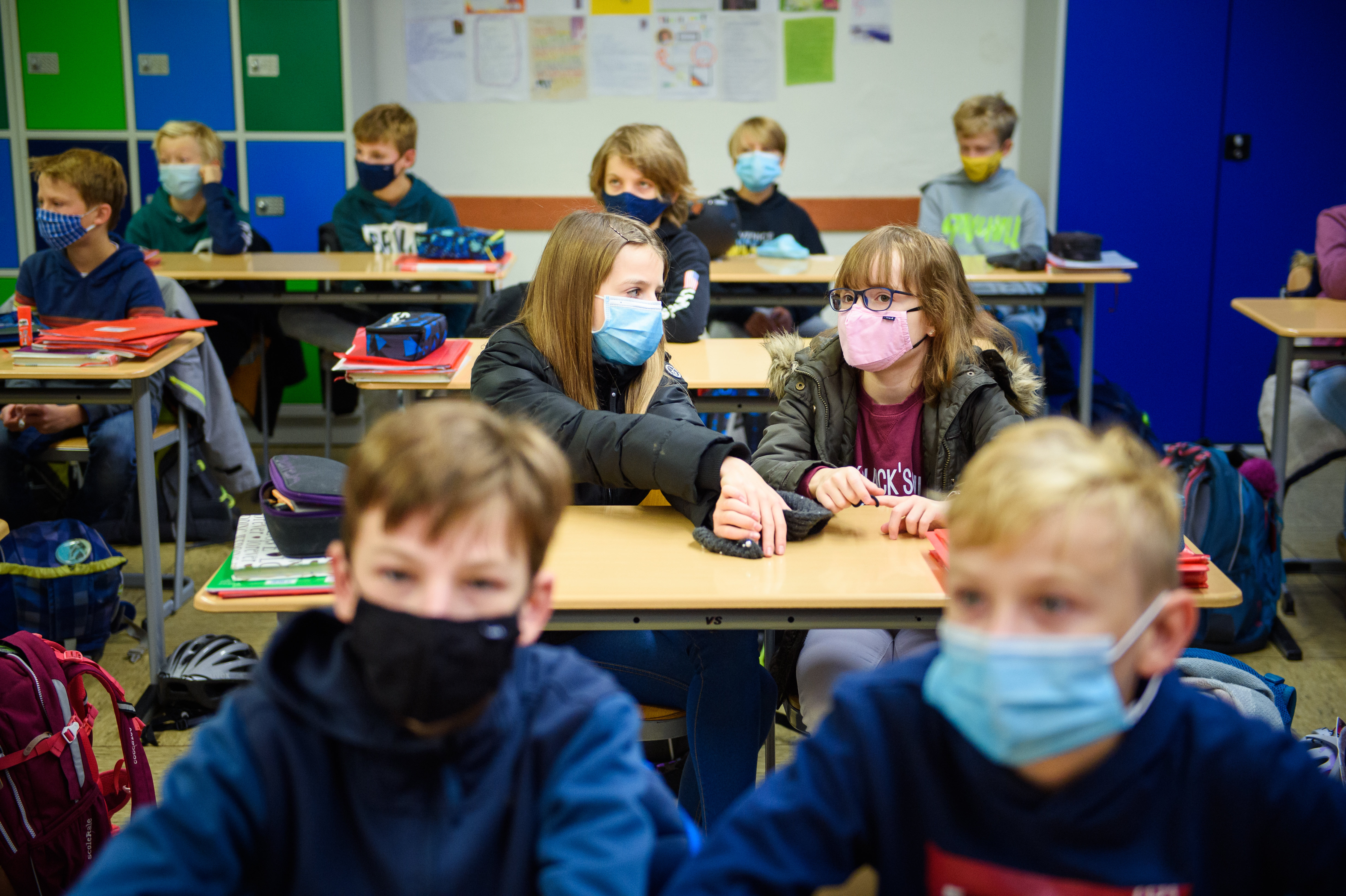 A PDSZ szerint az összeomlás szélére került az oktatási rendszer a járvány miatt