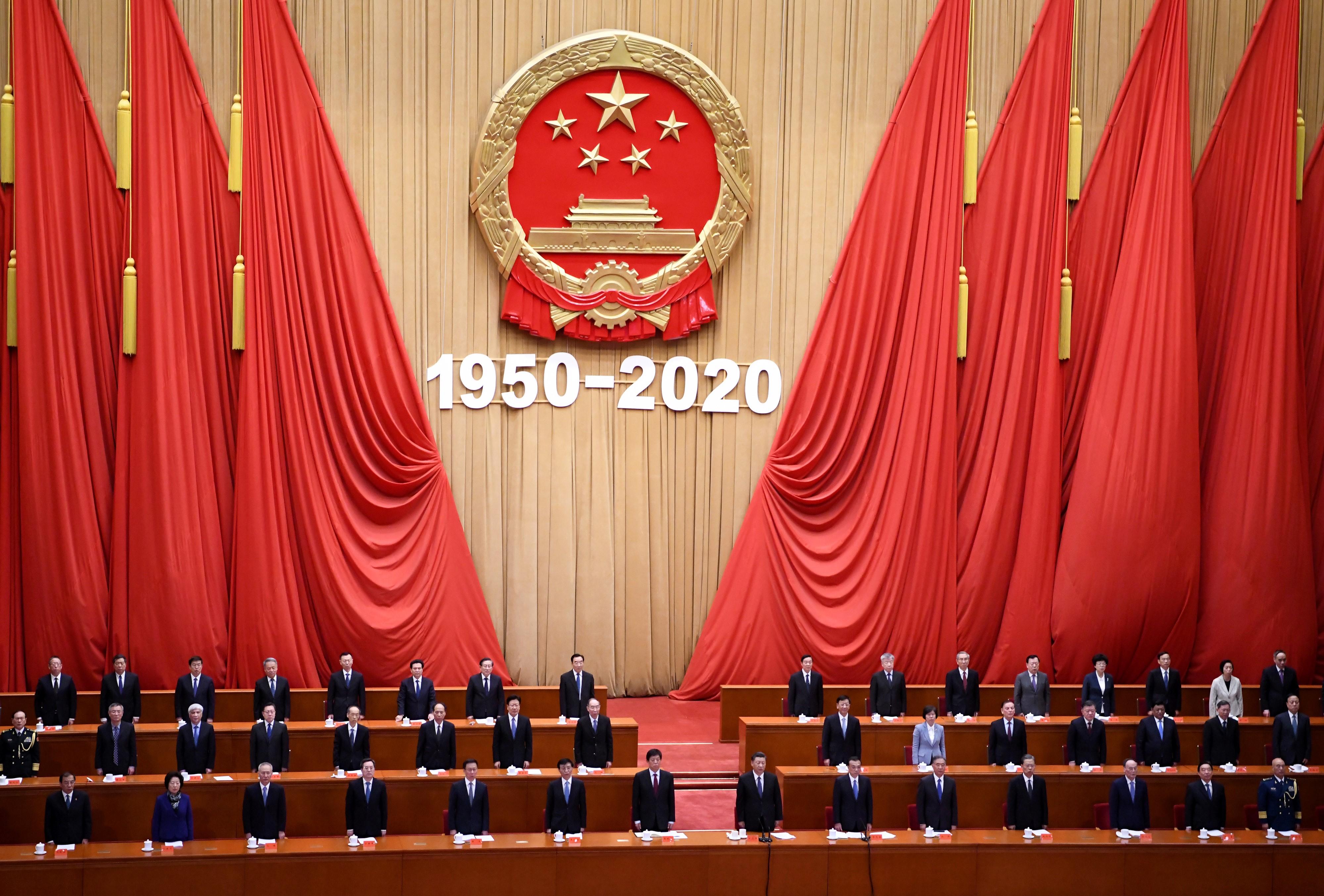 Hadseregfejlesztést és technológiai önállóságot ígér az új ötéves terv Kínában