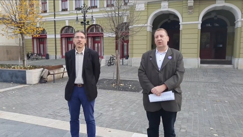 Két képviselő is kilépett az Egert irányító frakcióból