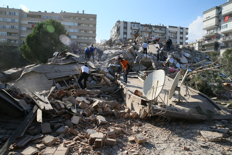 7-es erősségű földrengés rázta meg Törökországot