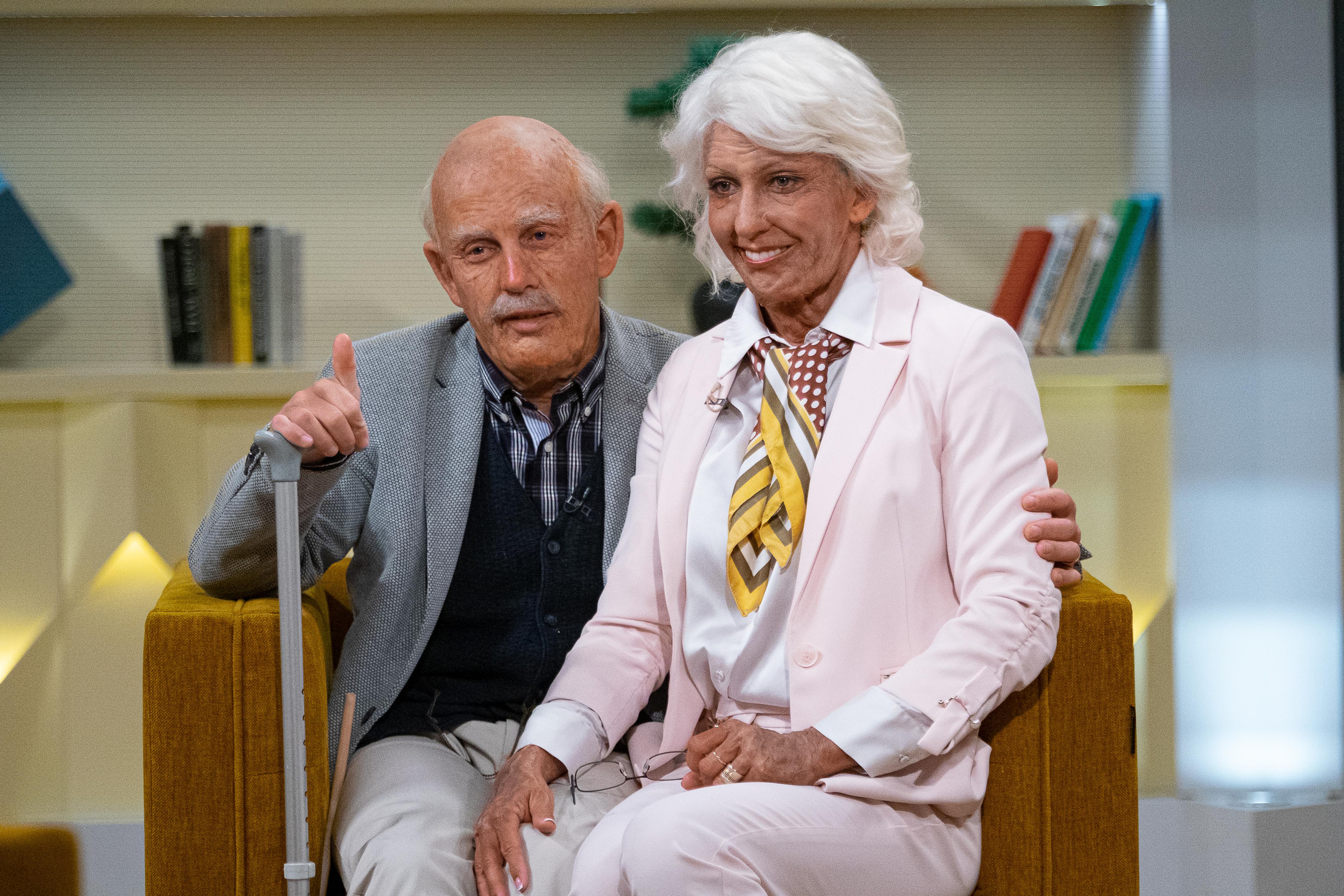 Friderikusz szeretné, ha te is sírnál a 90 éves Schobert Norbert láttán