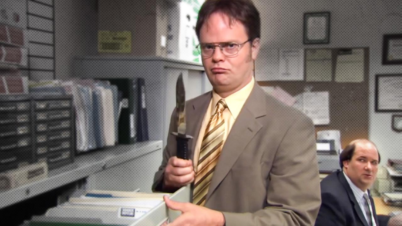 Bemutattak egy soha nem látott jelenetet az Office-ból