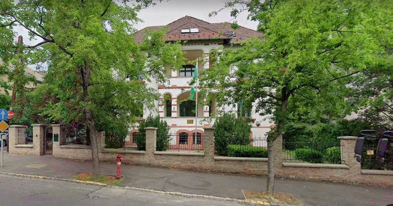 Hamarosan kilakoltathatja a nigériai nagykövetséget rózsadombi épületük tulajdonosa