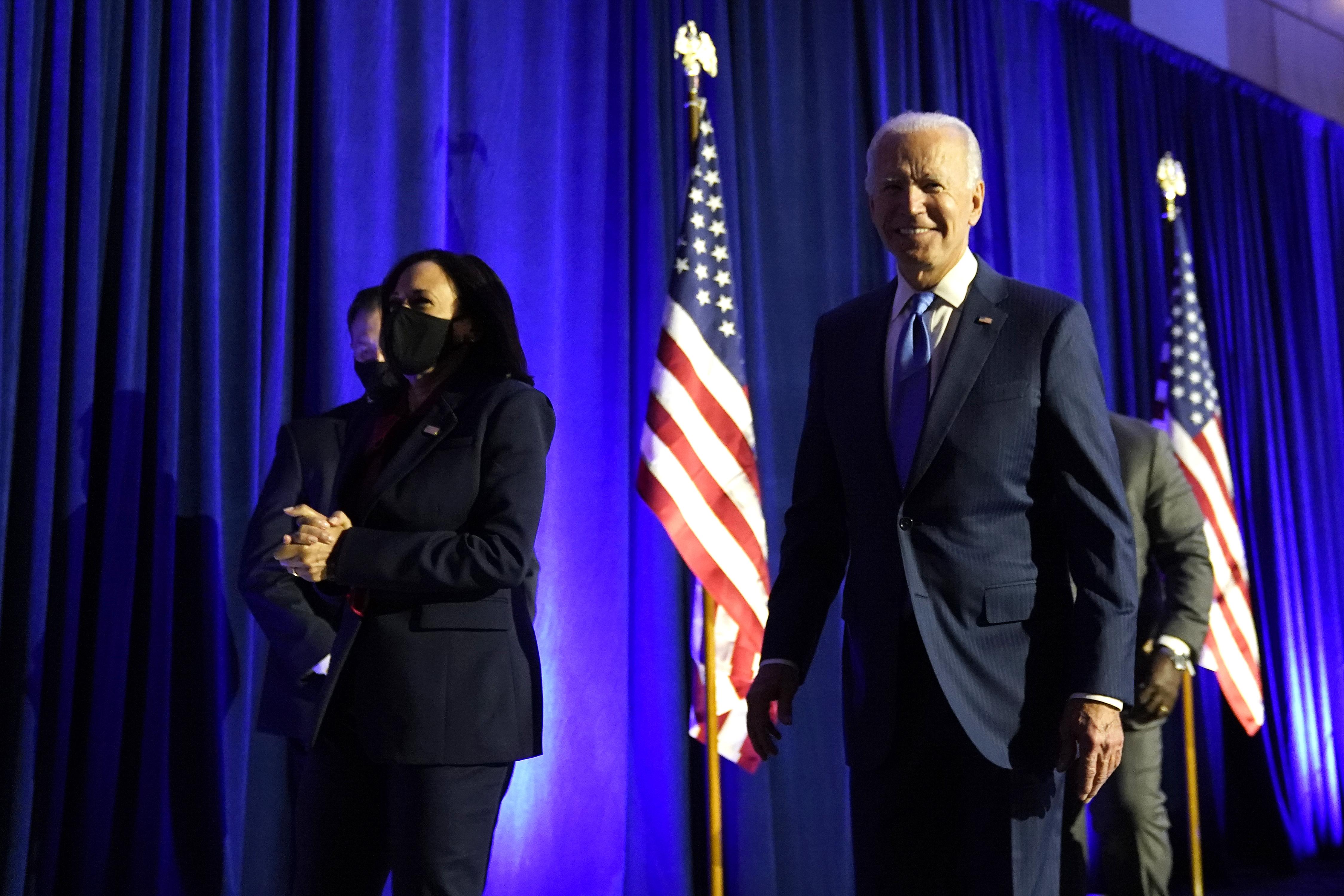 Csak nők dolgoznak majd Joe Biden kommunikációs csapatában