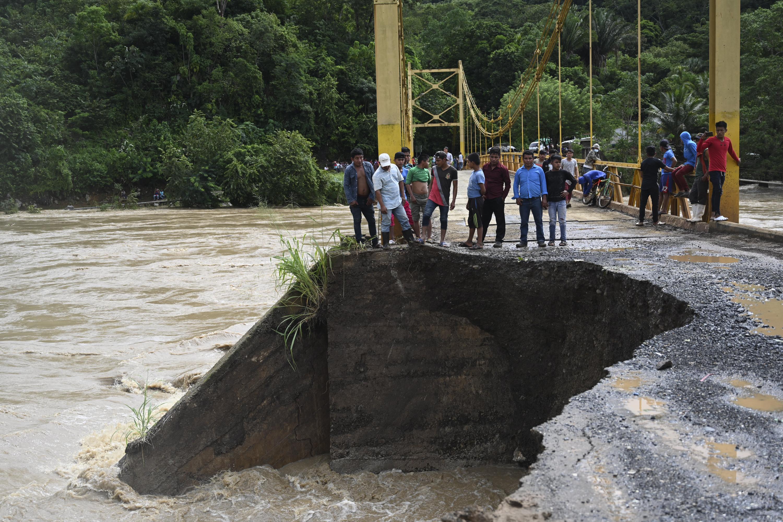 Legalább száz áldozata van az Eta hurrikánnak Guatemalában