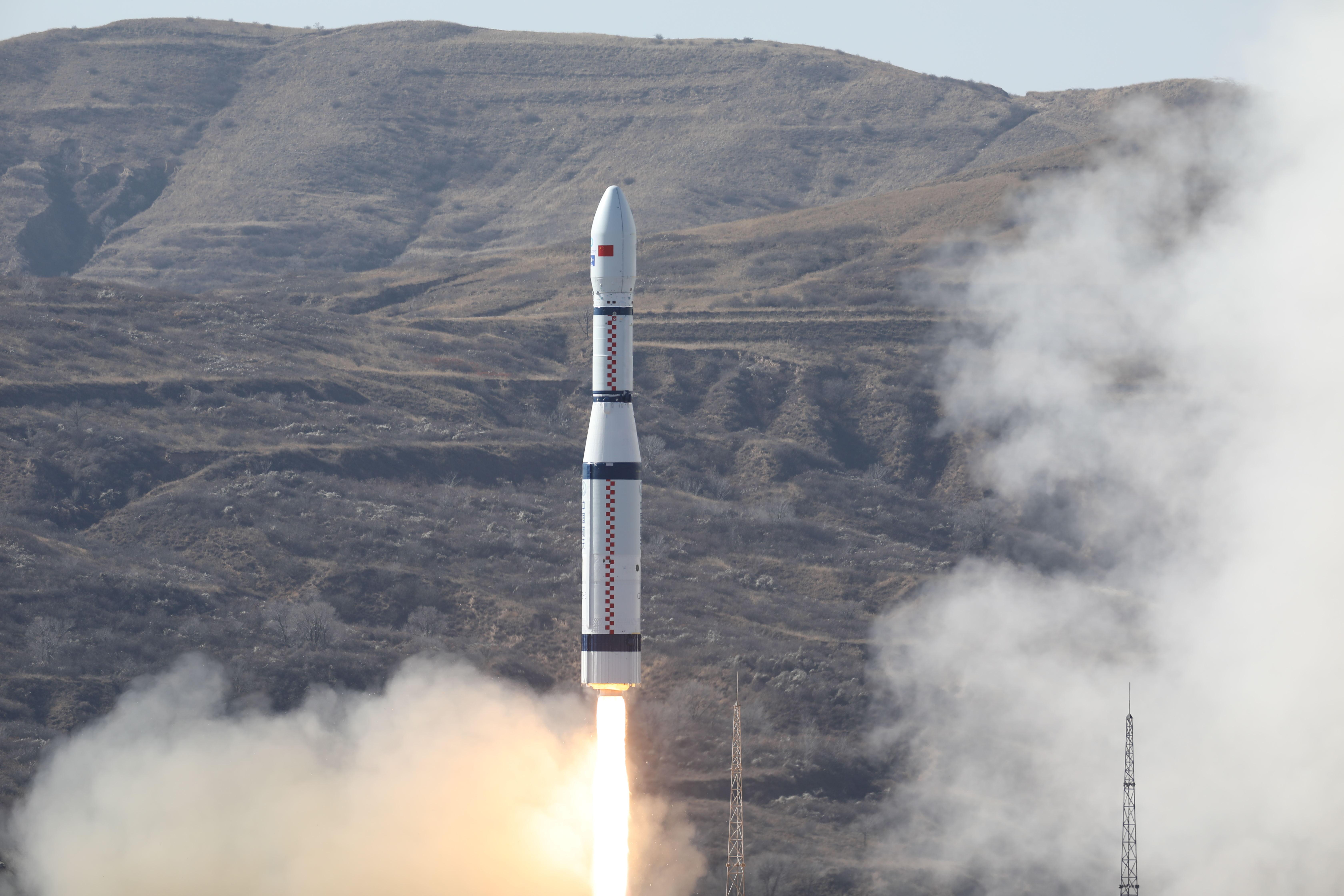Kína fellőtte a világ első 6G-s műholdját