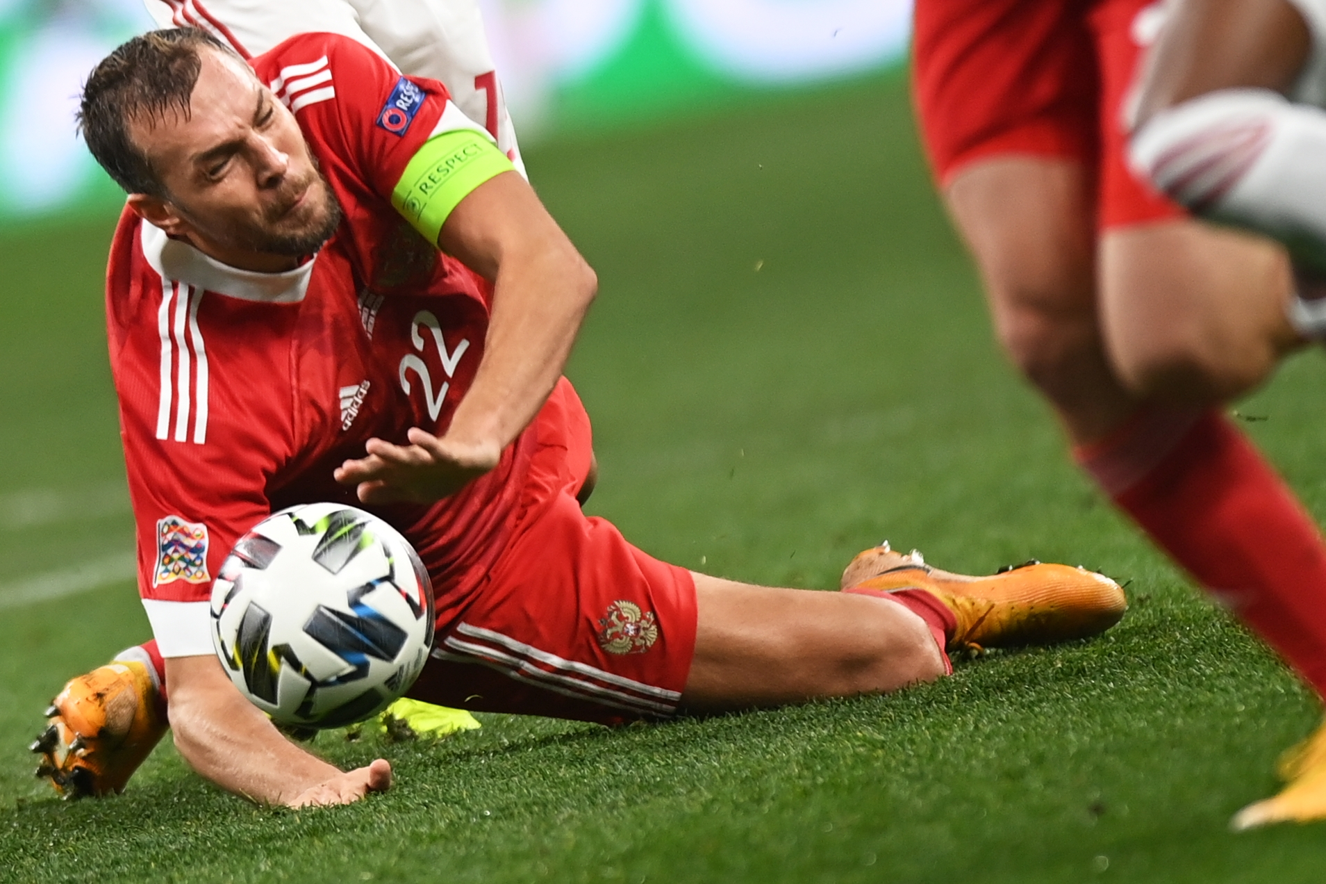 Kitették Artyom Dzjubát az orosz válogatottból, miután maszturbálós videója terjedni kezdett a neten