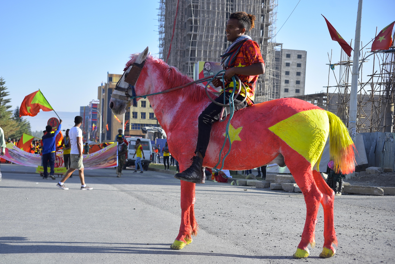 Rakétával lőhették Eritrea fővárosát etióp területről