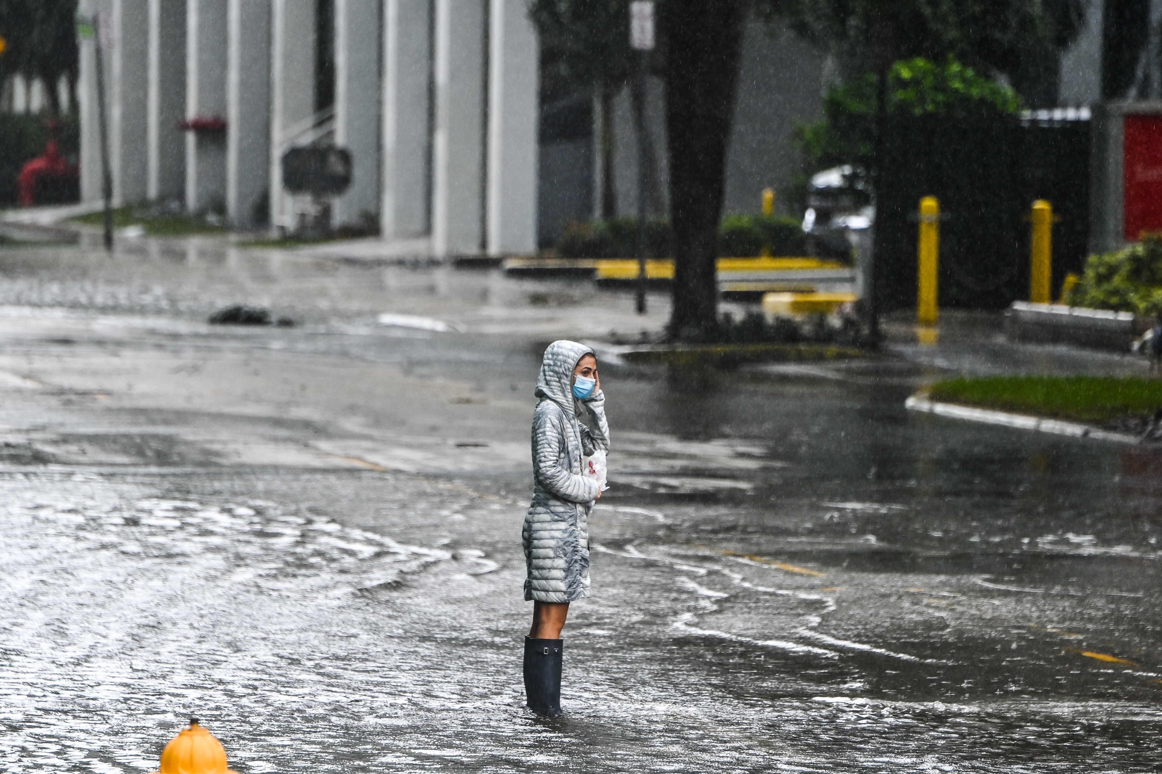 Megérkezett az Eta hurrikán Floridába