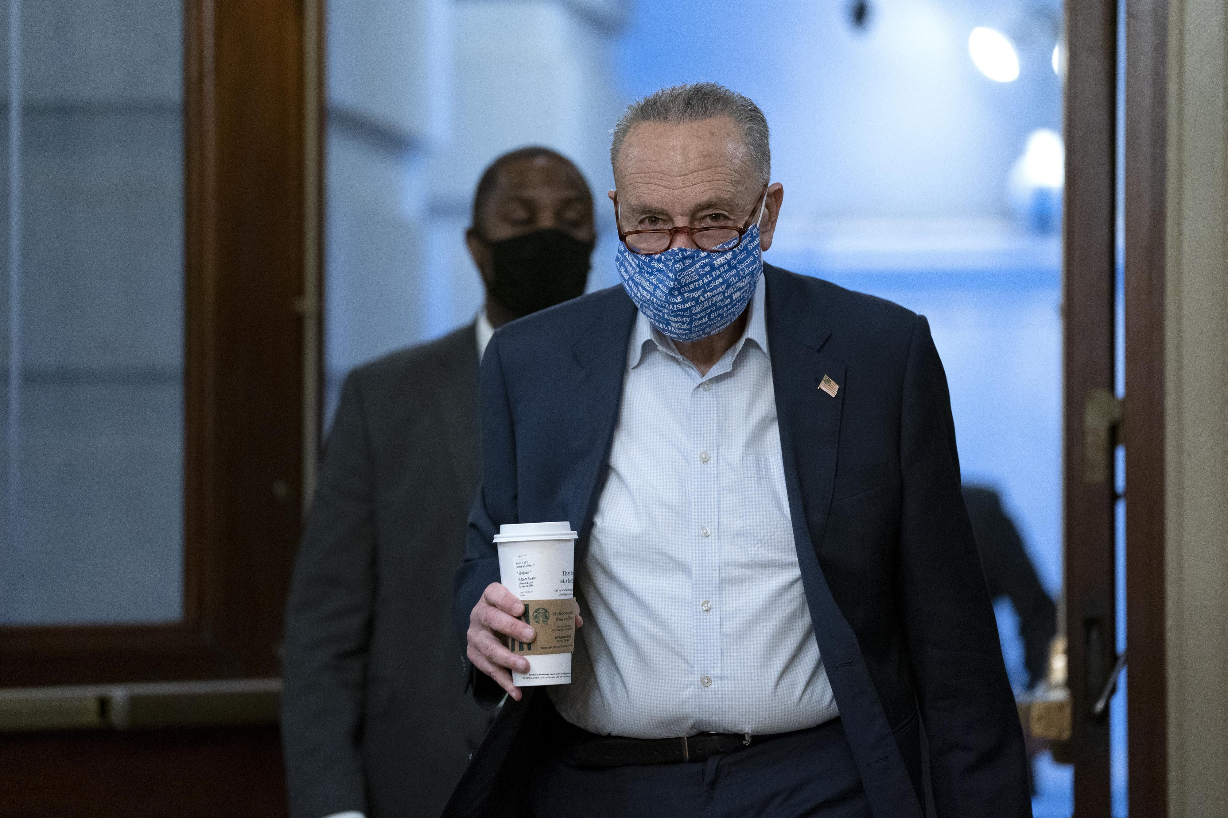 Chuck Schumer bejelentette, hogy a demokratáké lett a többség a szenátusban