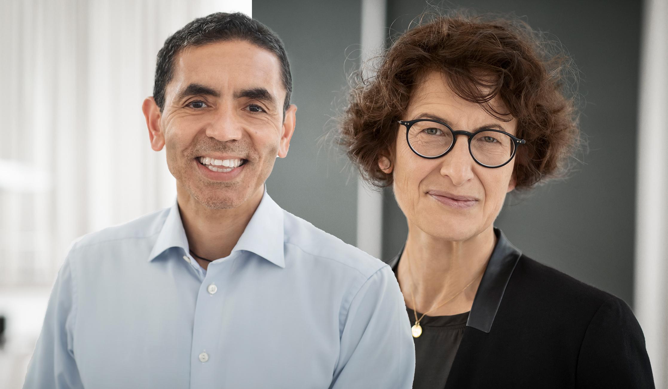 Török származású német házaspár viszi sikerre a vakcinát, aminek magyar biológus tette le az alapjait