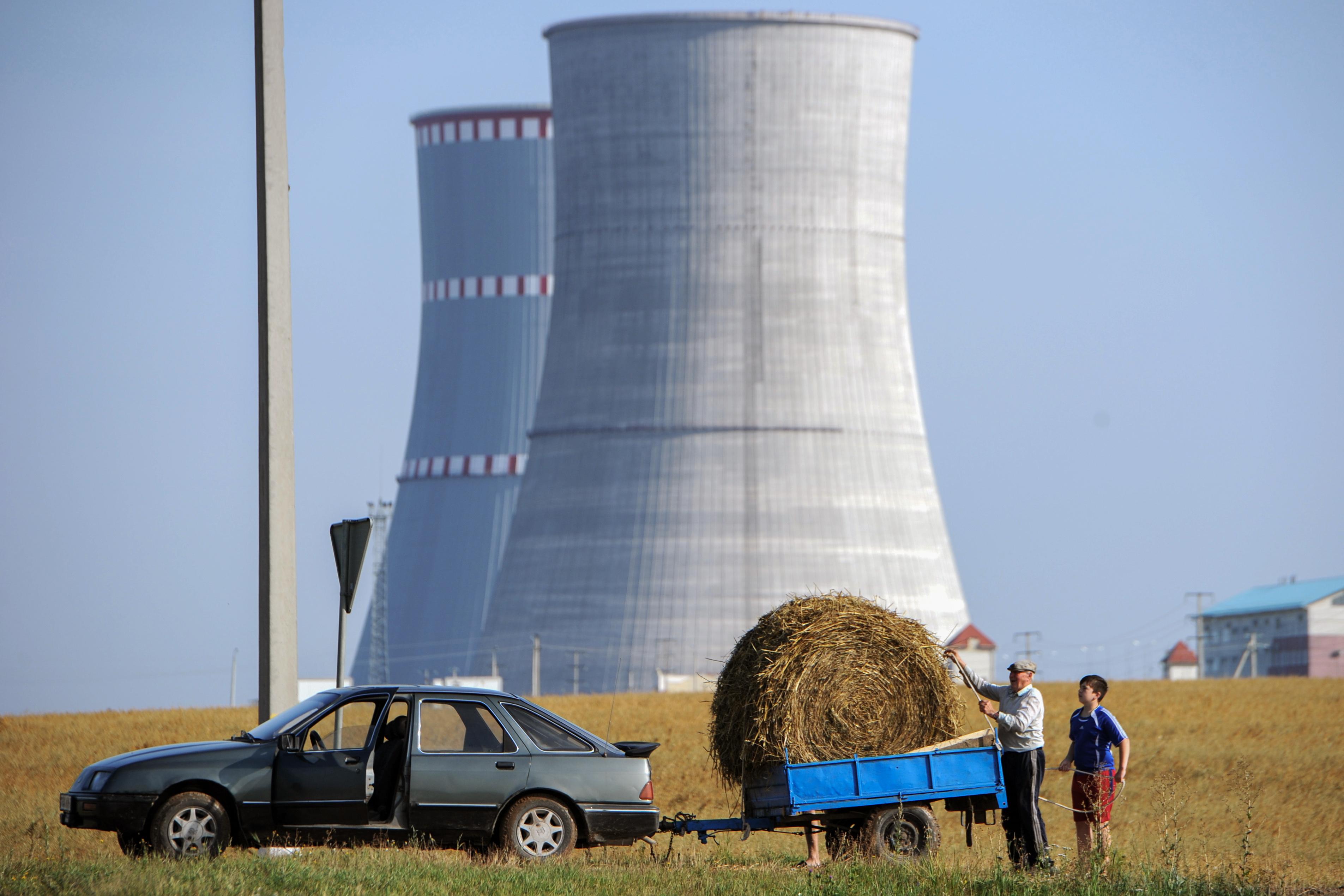 Megint meghibásodást jelentettek a Roszatom építette fehérorosz atomerőműből
