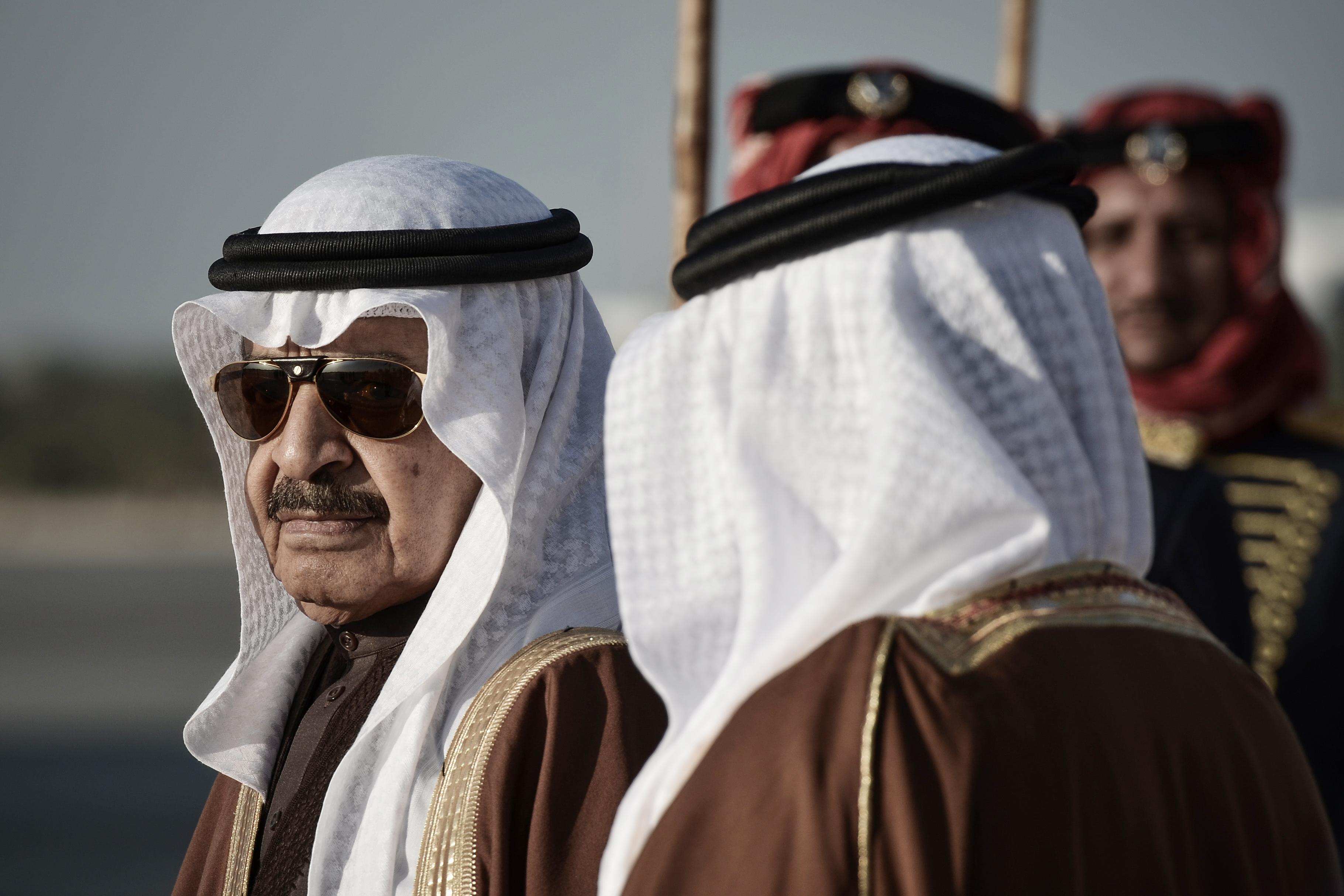 Meghalt Sejk Halífa bin Szalmán al-Halífa