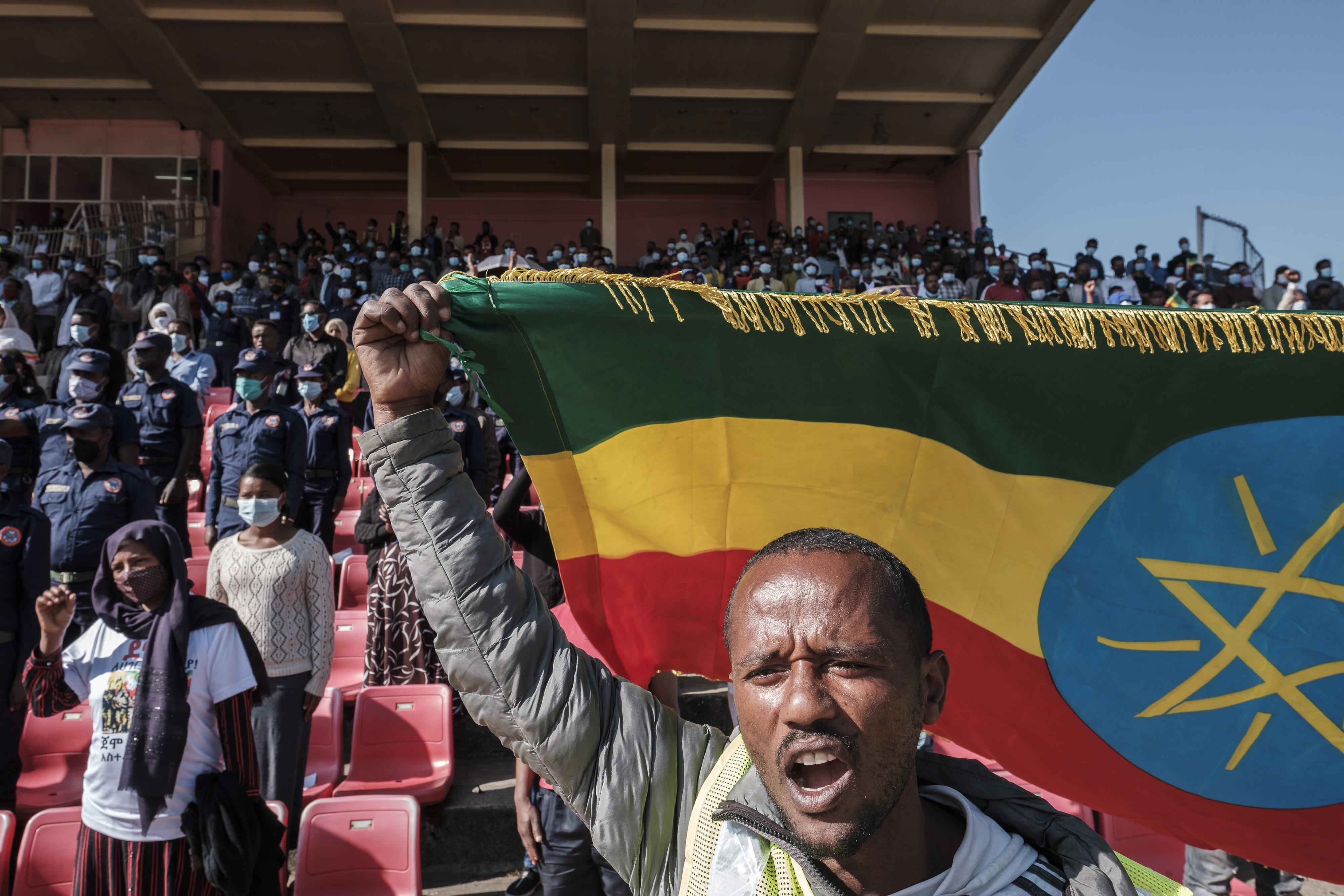 Több száz embert mészárolhattak le a polgárháború szélére sodródott régióban Etiópiában