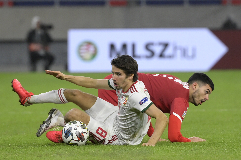Döntetlent játszott a szerbekkel a magyar válogatott a Nemzetek Ligájában